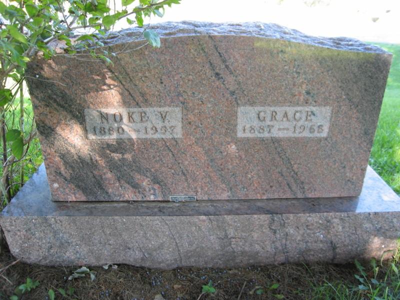 Grace <i>Long</i> Parker