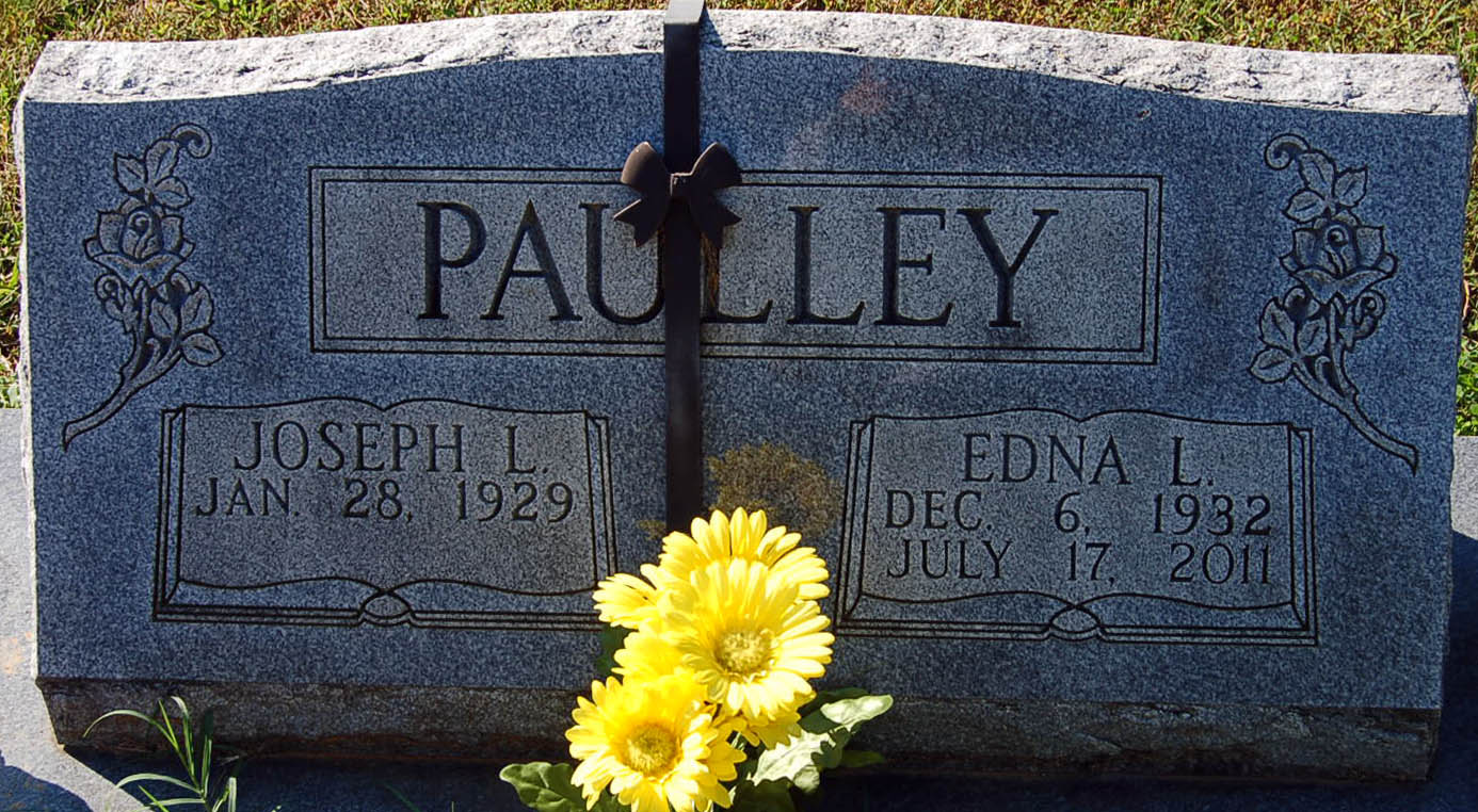 Edna L. <i>Morrison</i> Paulley