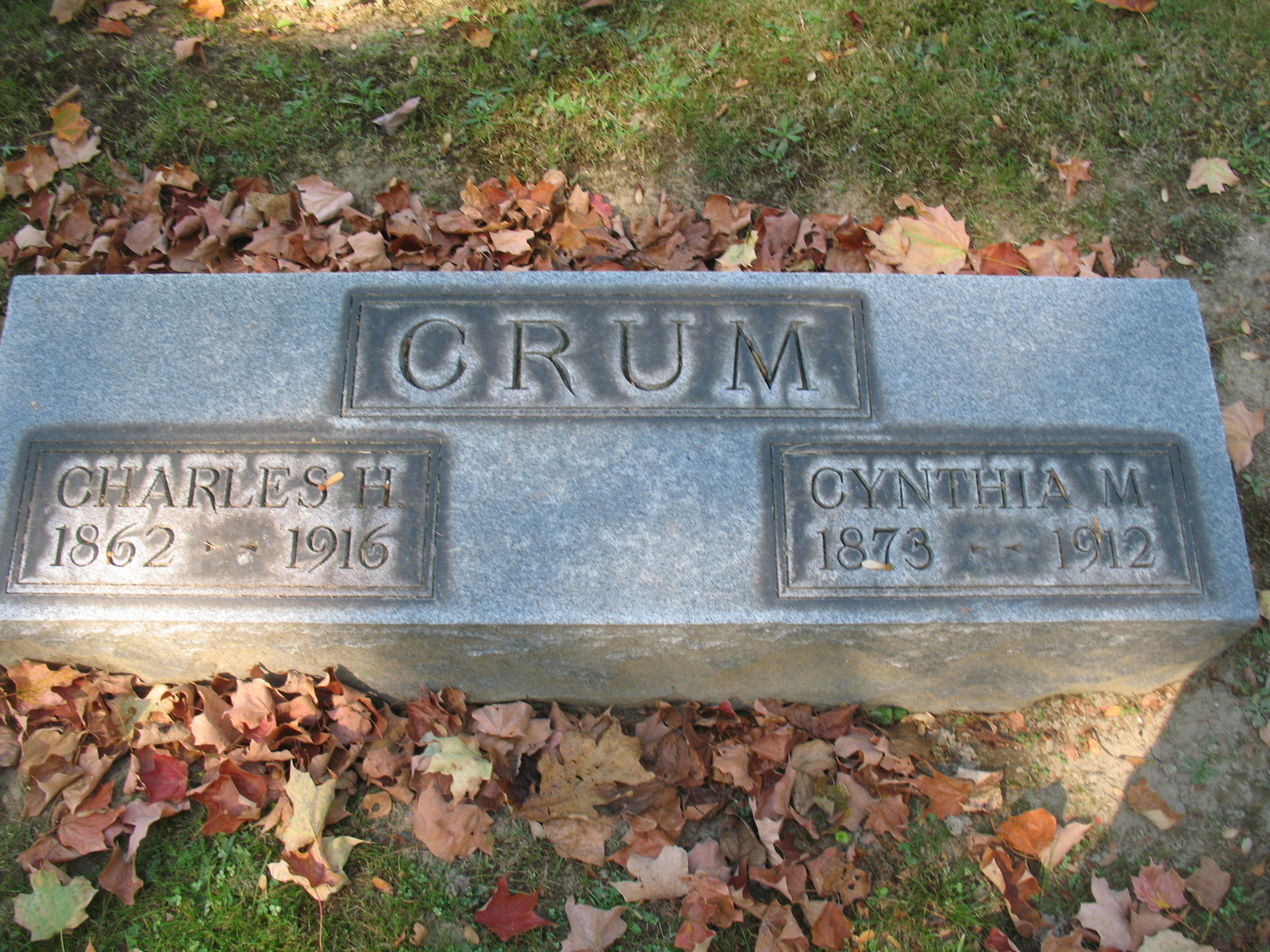 Cynthia Birda M. <i>Jessop</i> Crum