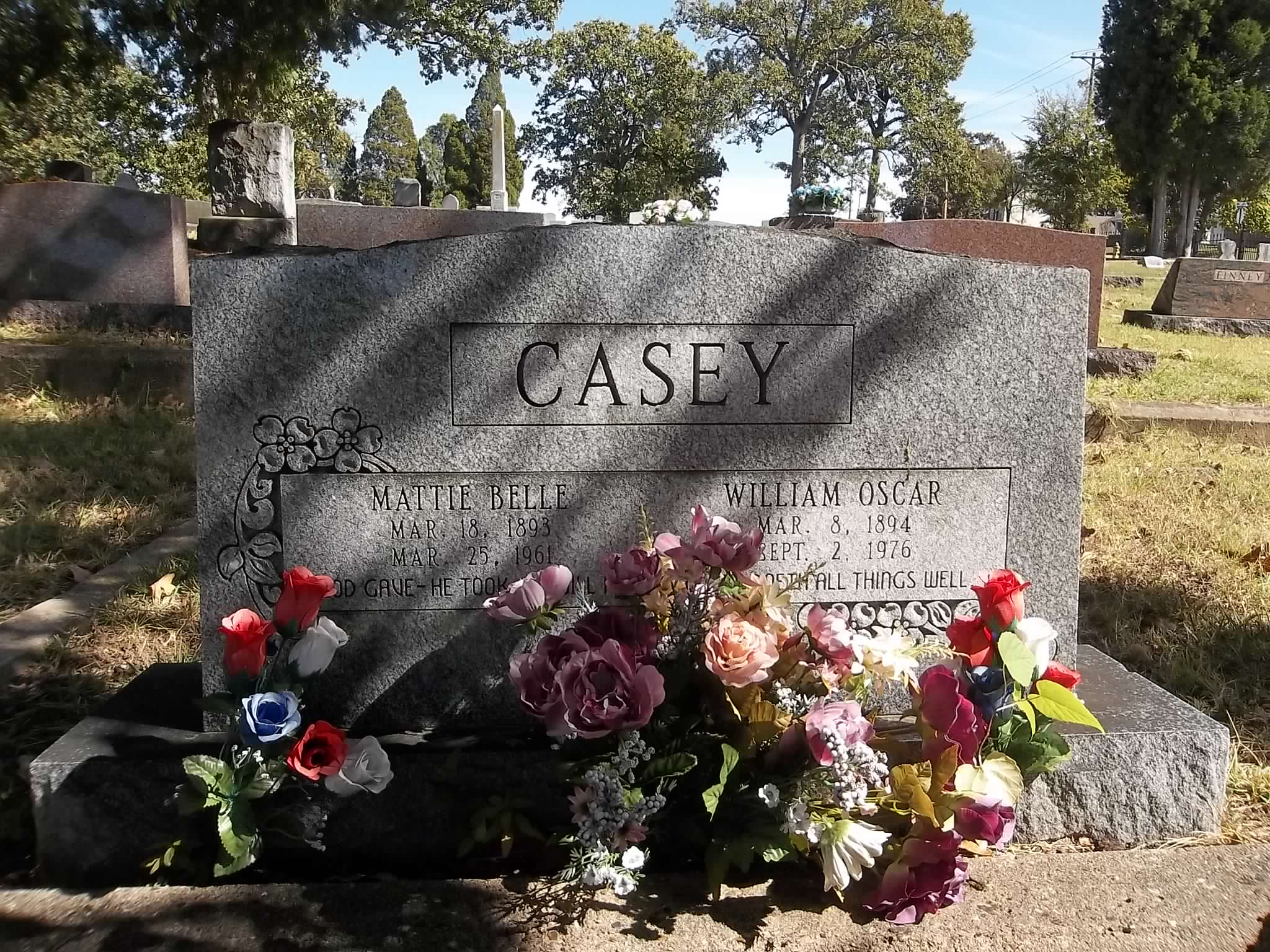 Belle <i>Ross</i> Casey