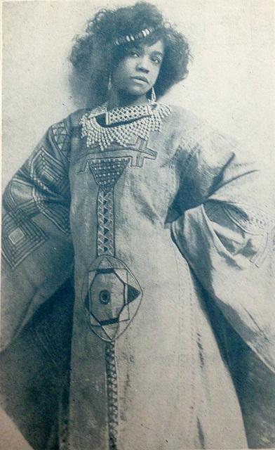 Aida Overton Walker (1880-1914...