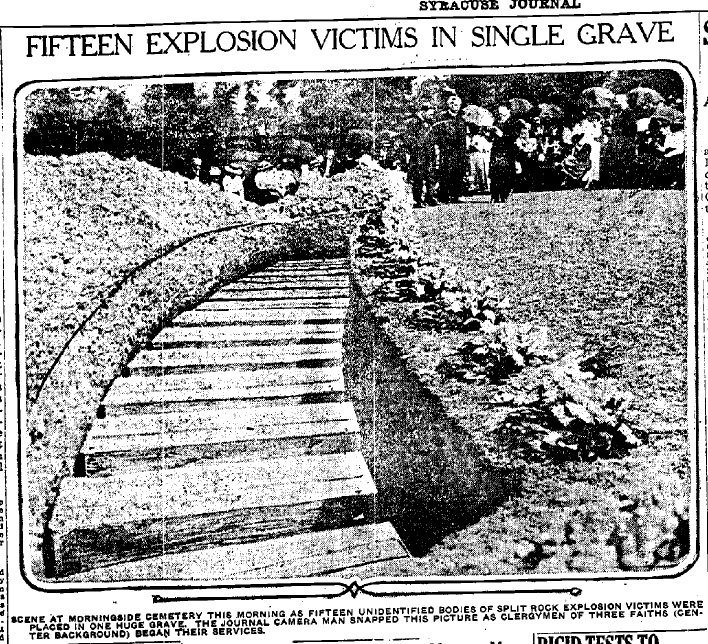 Split Rock Memorial (Unknown-1918) - Find A Grave Memorial