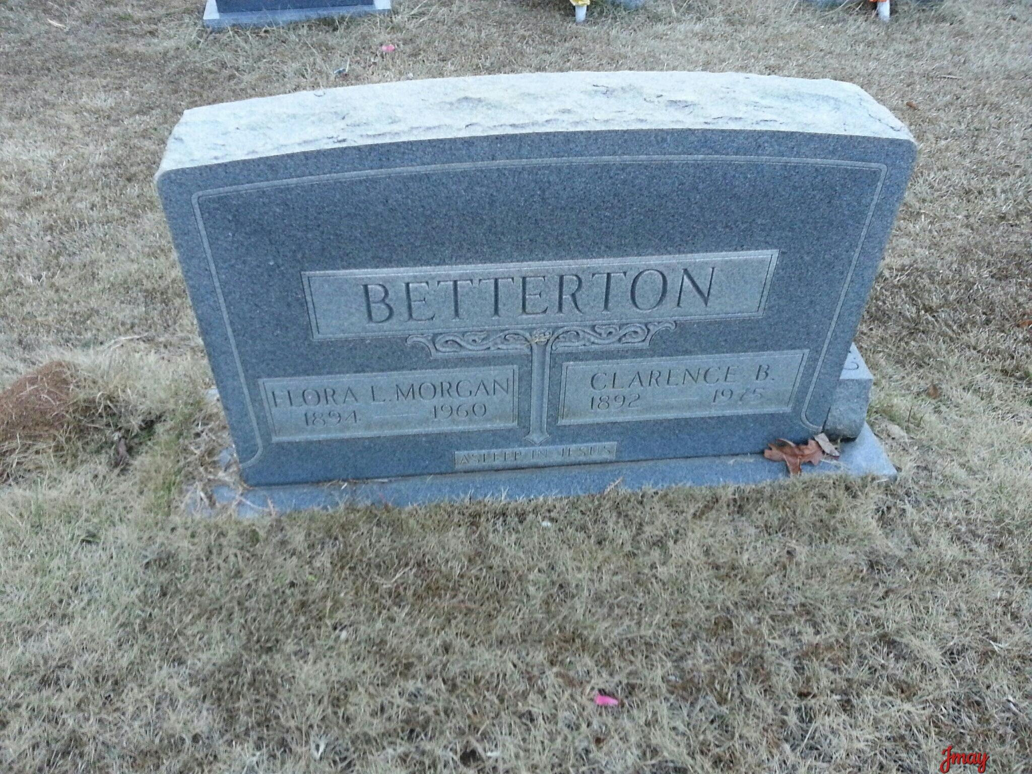 Flora L. <i>Morgan</i> Betterton