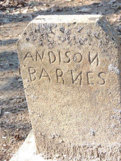Anderson Barnes