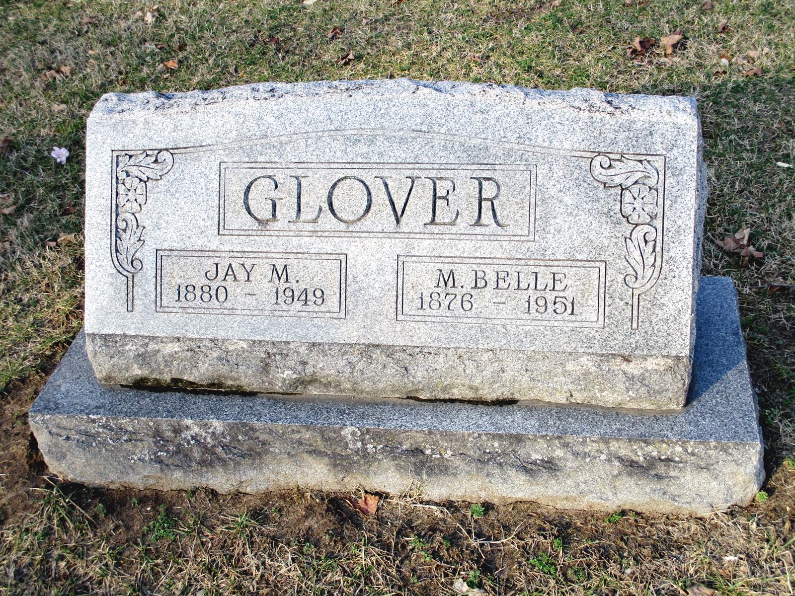 Jay M Glover