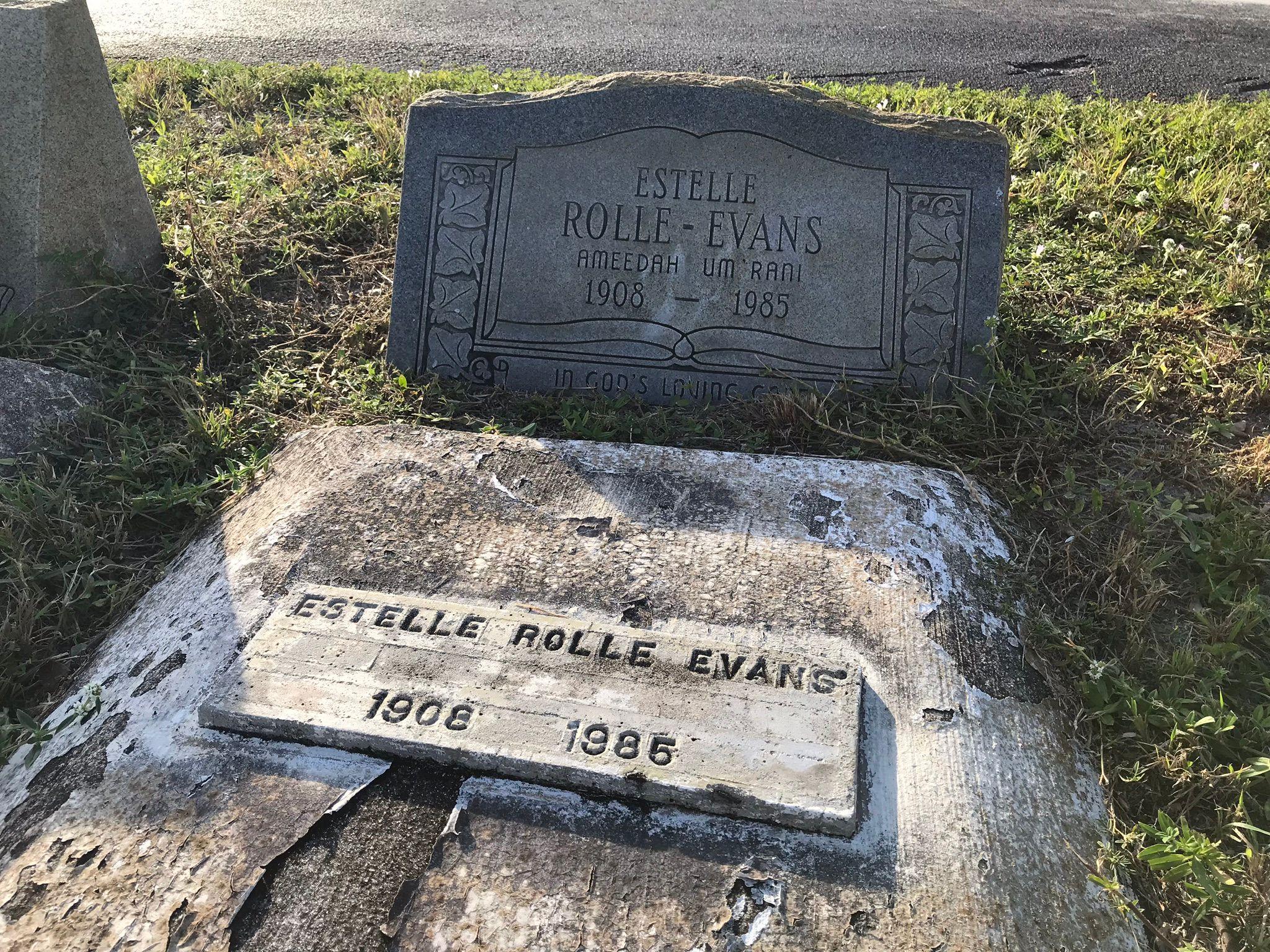 Estelle Evans (1906-1985) - Find A Grave Memorial