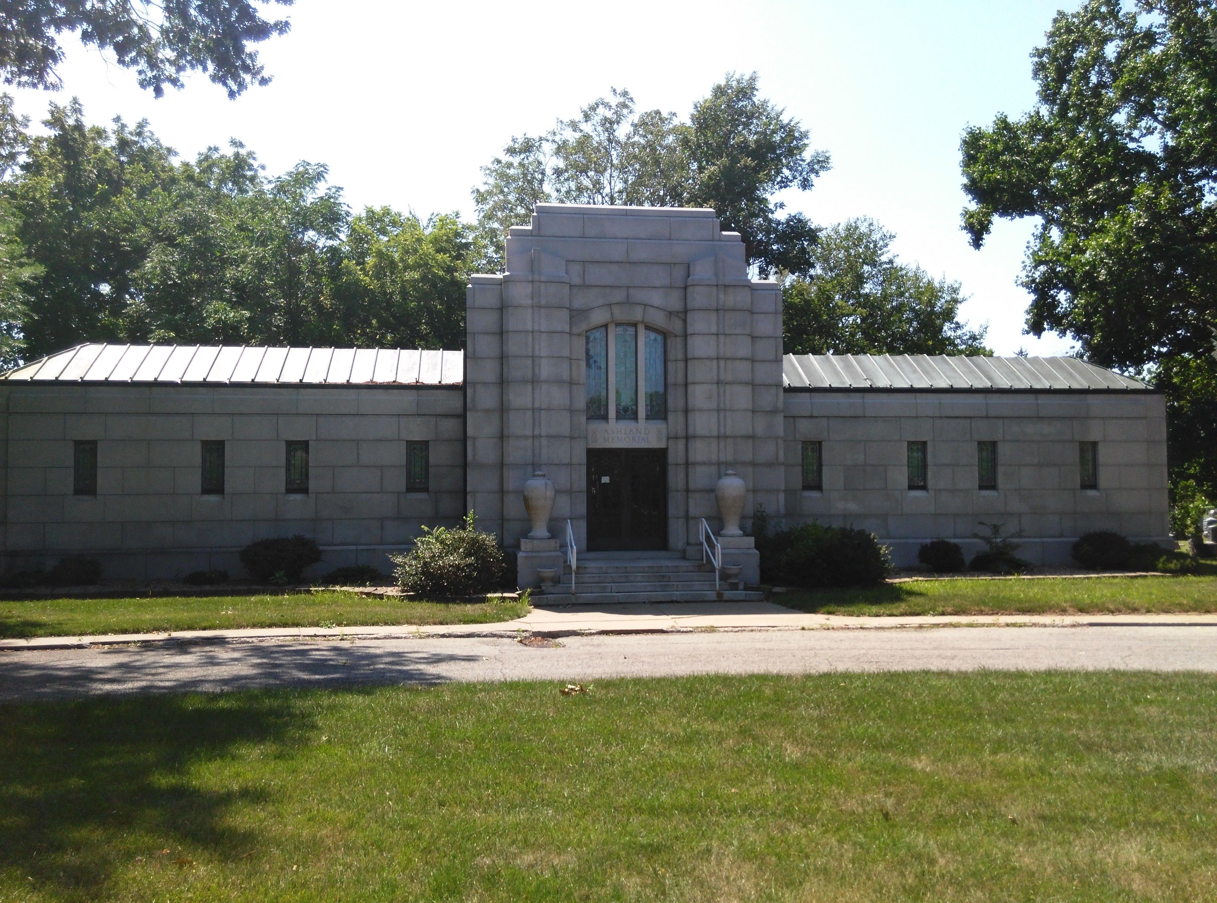 Ashland Cemetery in Saint Joseph Missouri Find A Grave Cemetery