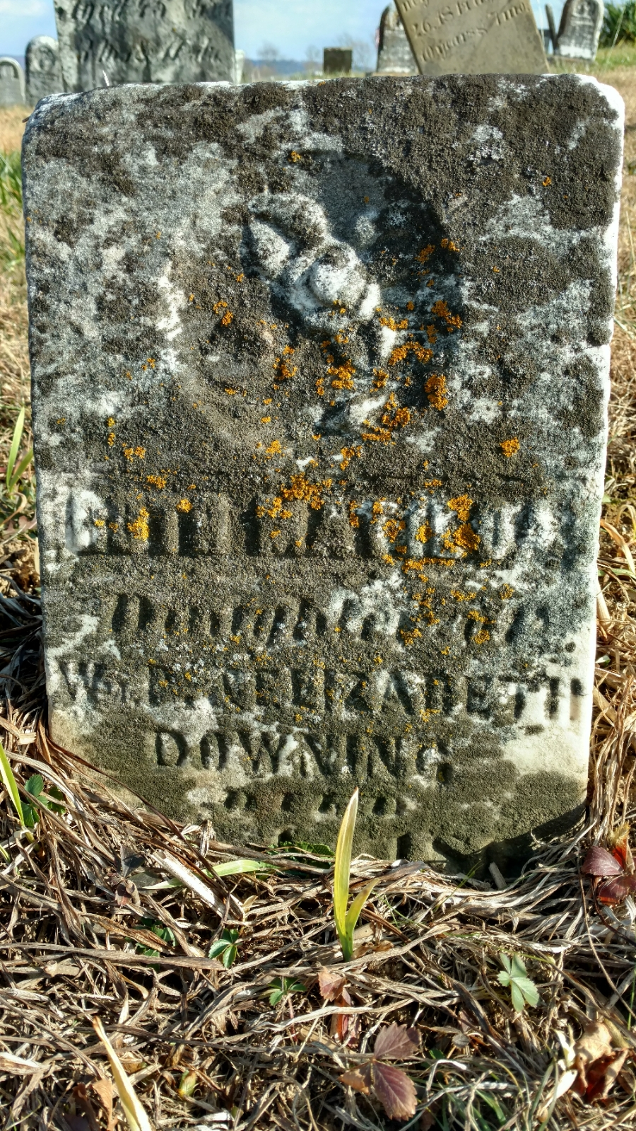 Ruth Matilda Downing - Find A Grave Memorial