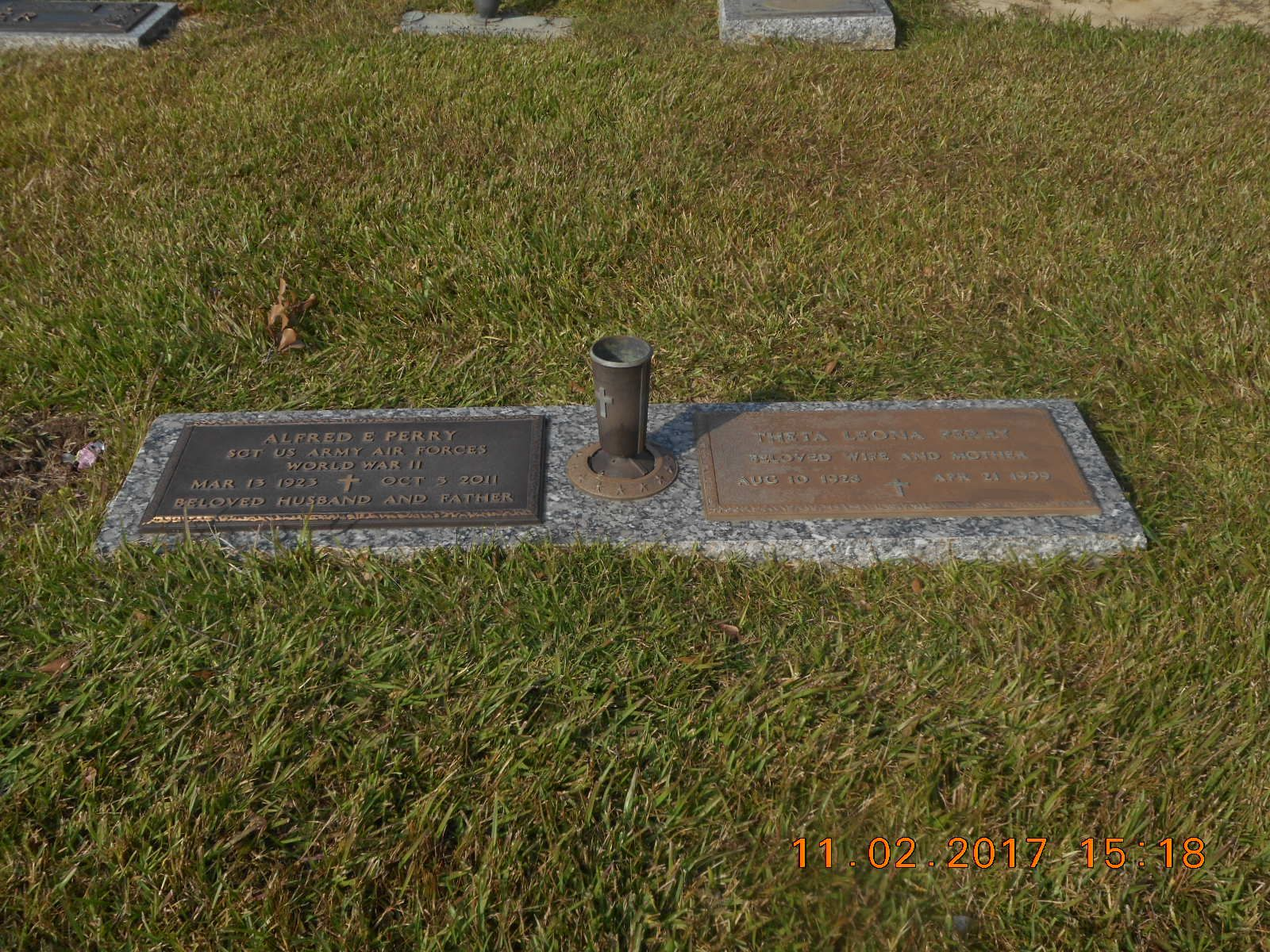 Alfred E Perry (1923-2011) - Find A Grave Memorial