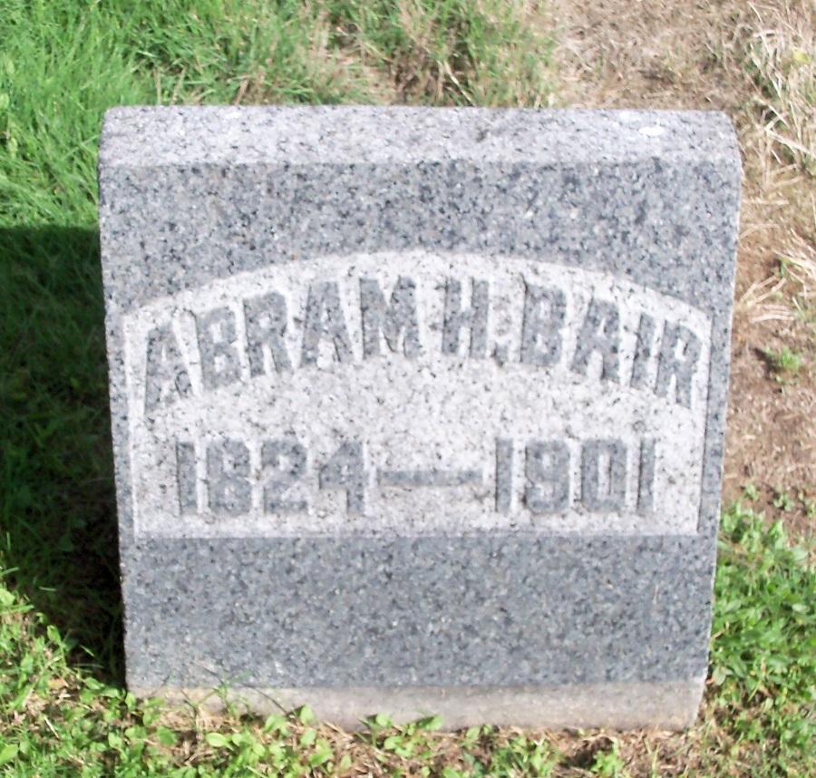 Abraham Henning Bair