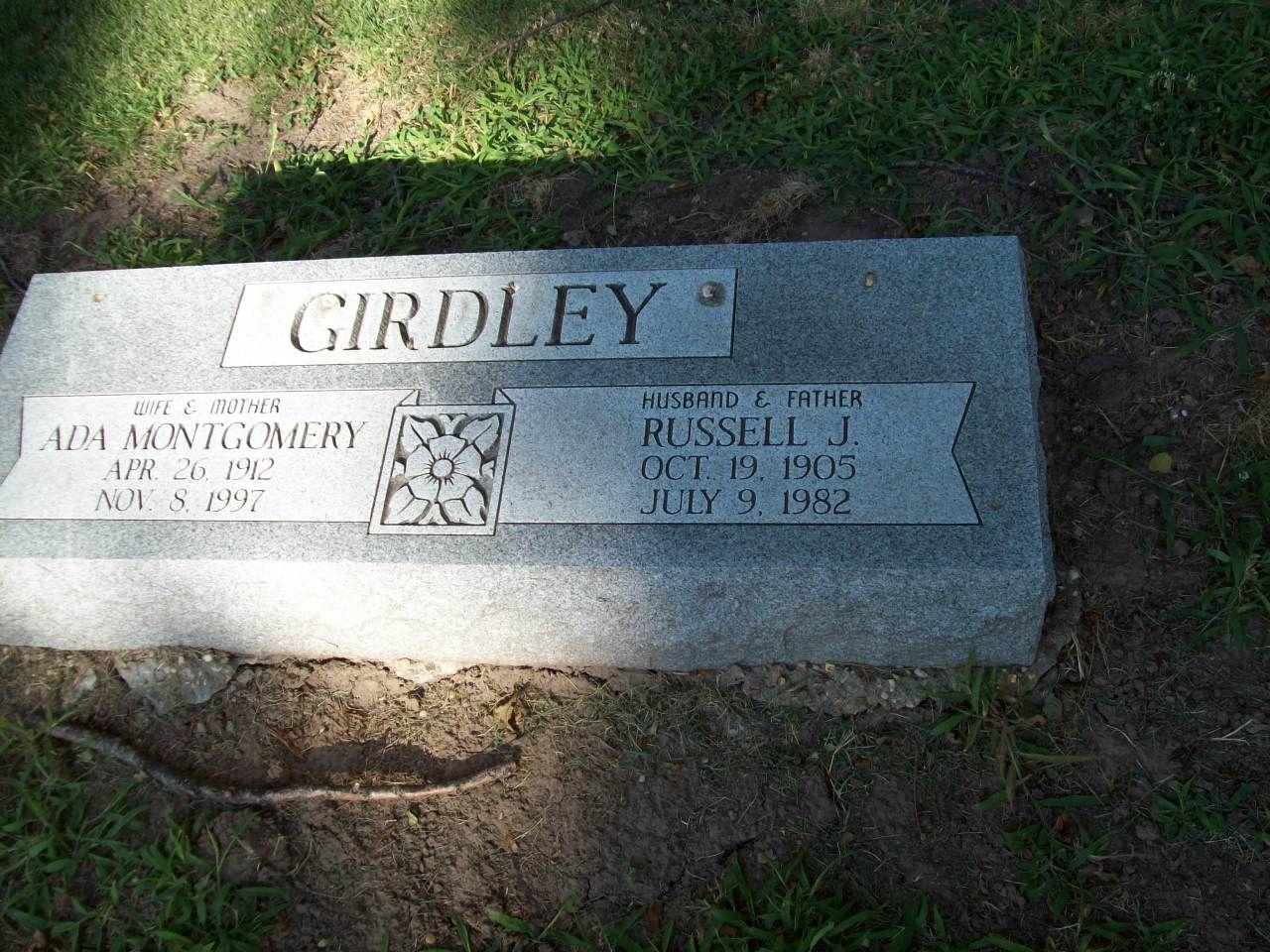 Ada m girdley 1912 1997 find a grave memorial view original kristyandbryce Image collections