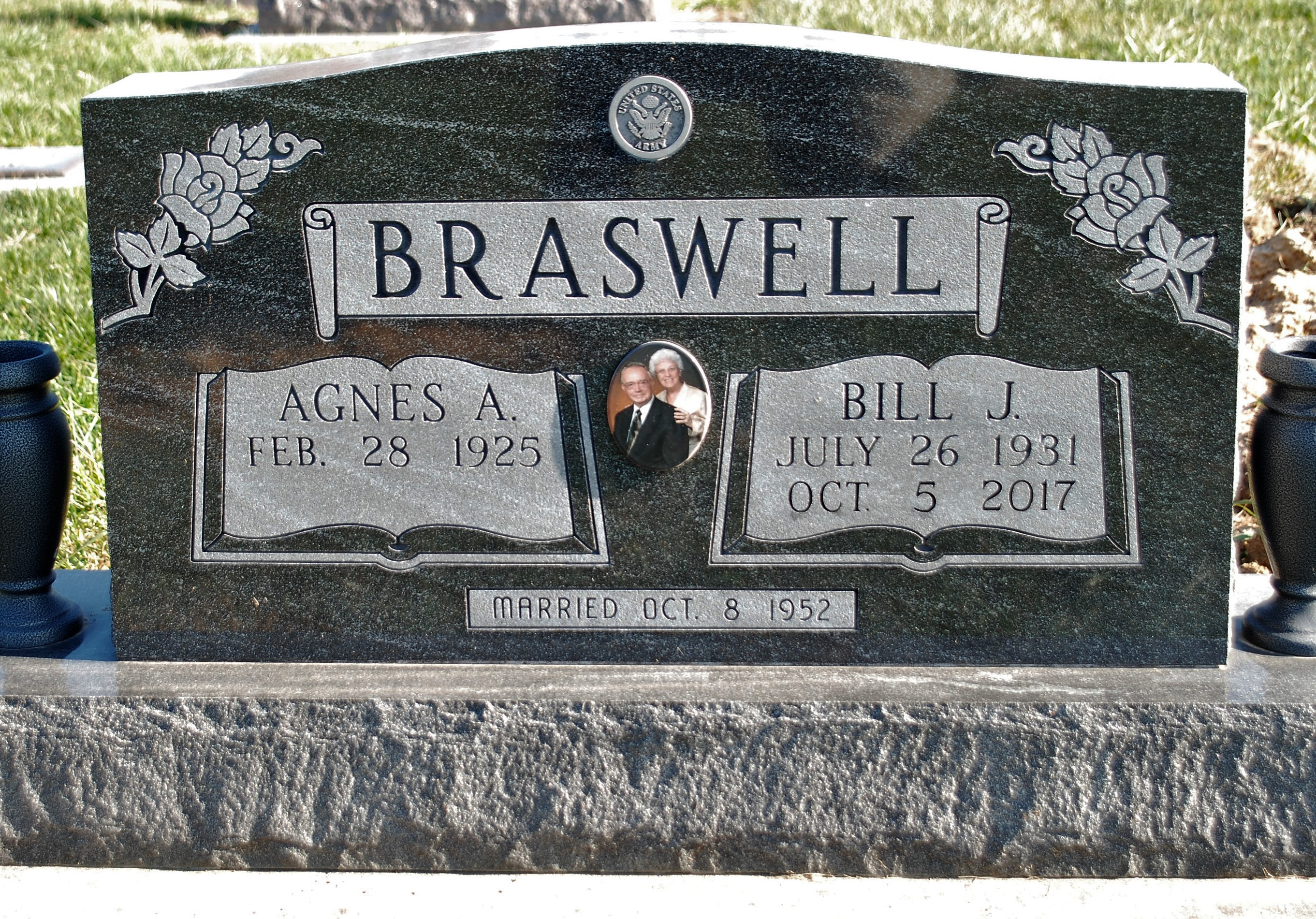 Bill J  Braswell (1931-2017) - Find A Grave Memorial