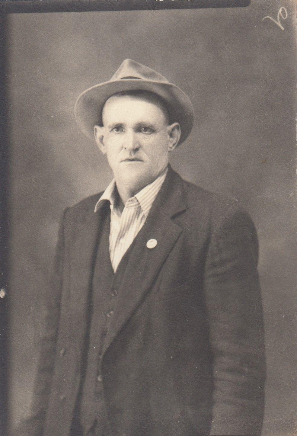"Arthur Lee ""Bull"" Stoneking (1898-1981) - Find A Grave Memorial"