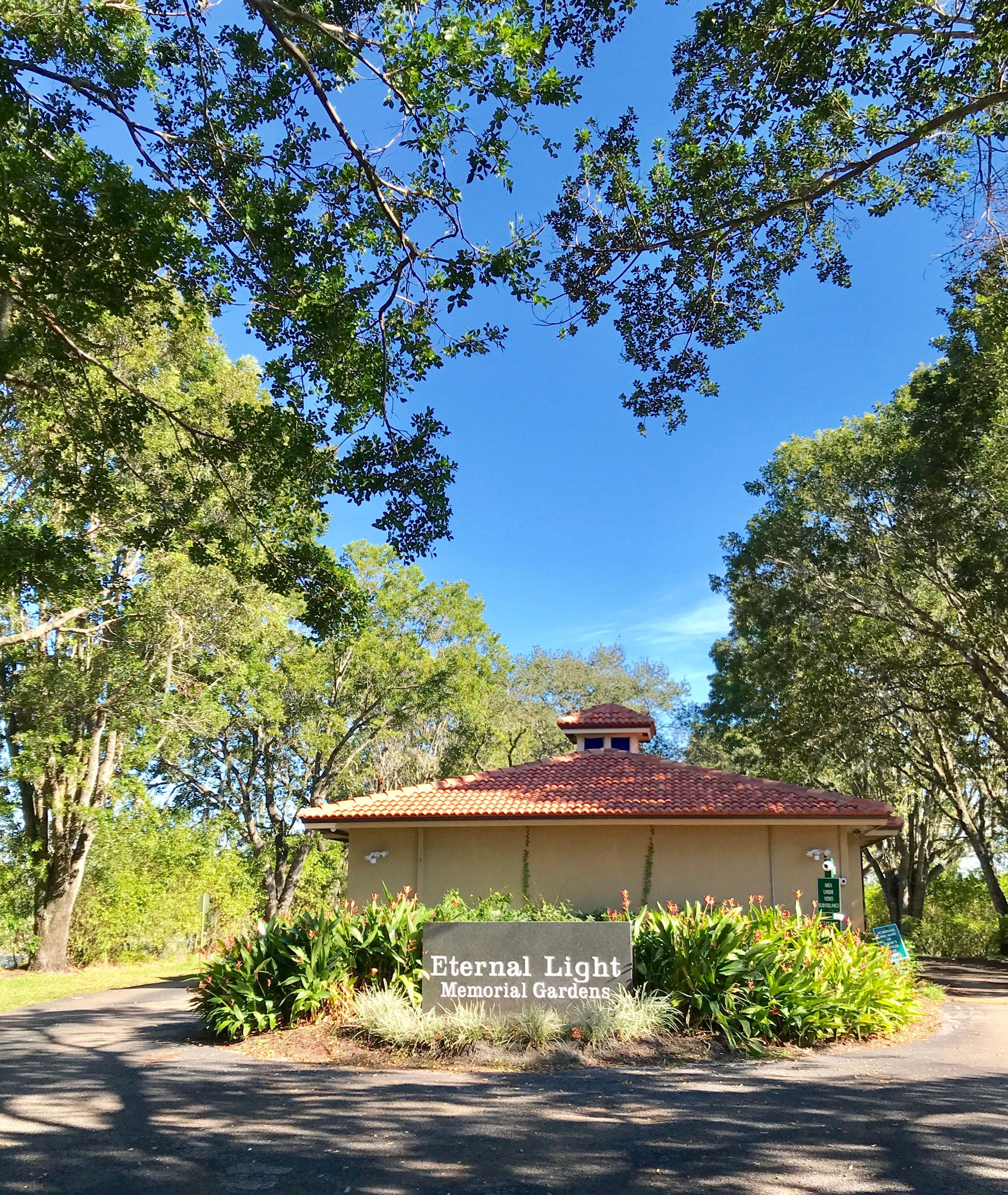 Eternal Light Memorial Gardens Boynton Beach Fl