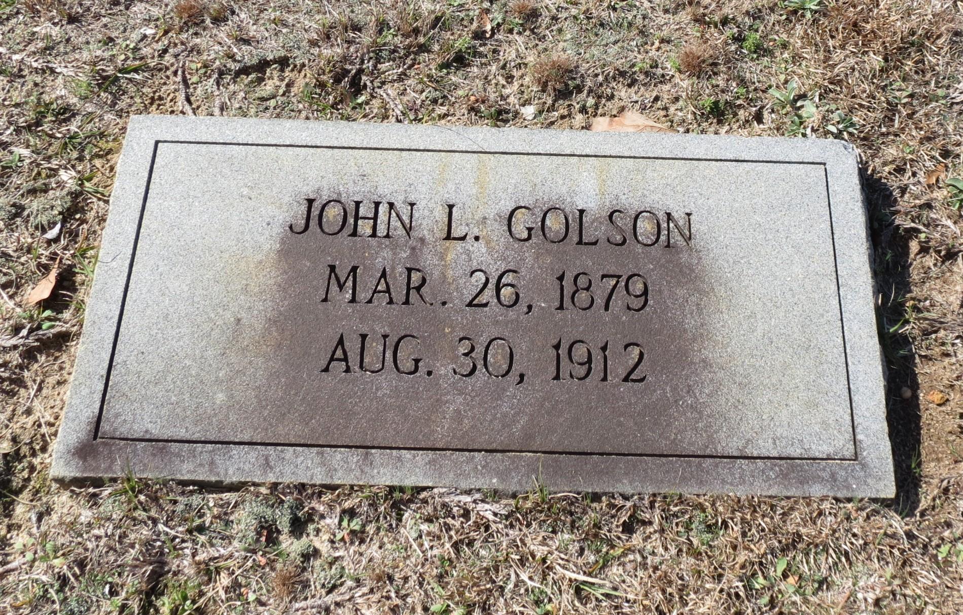 John L. Golson