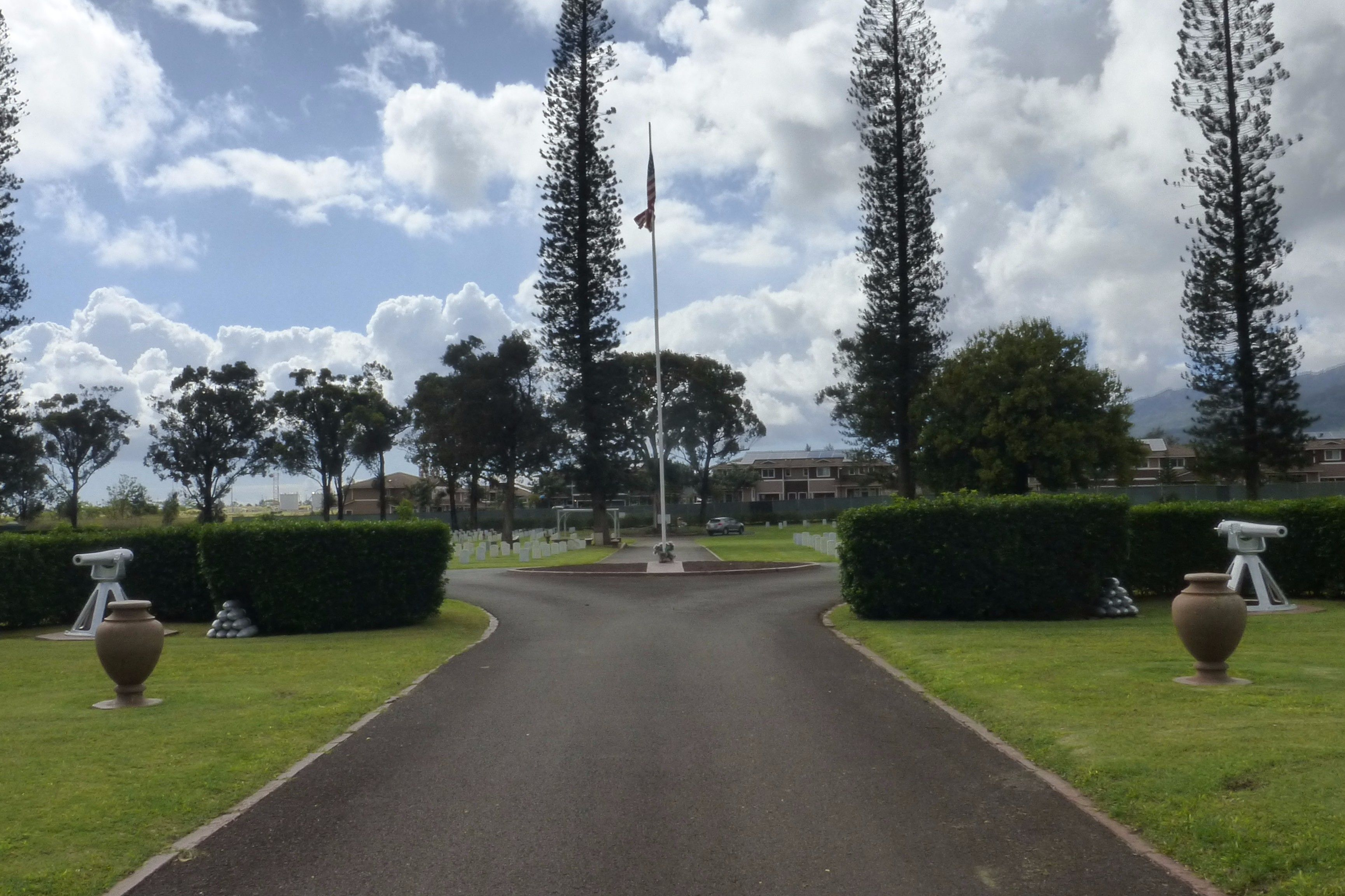 Schofield Barracks Post Cemetery in Hawaii - Find A Grave ... on