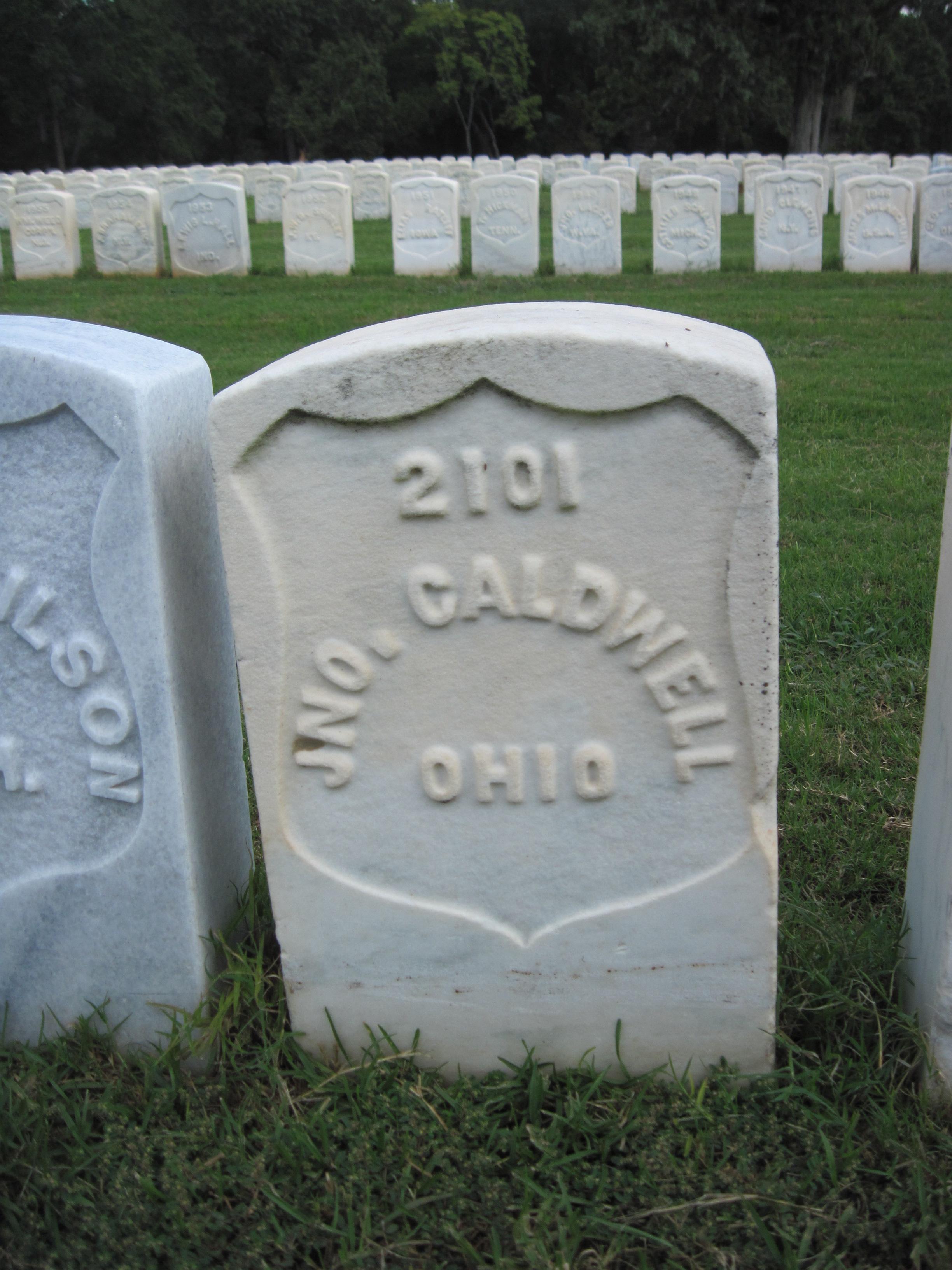 Sgt John Caldwell