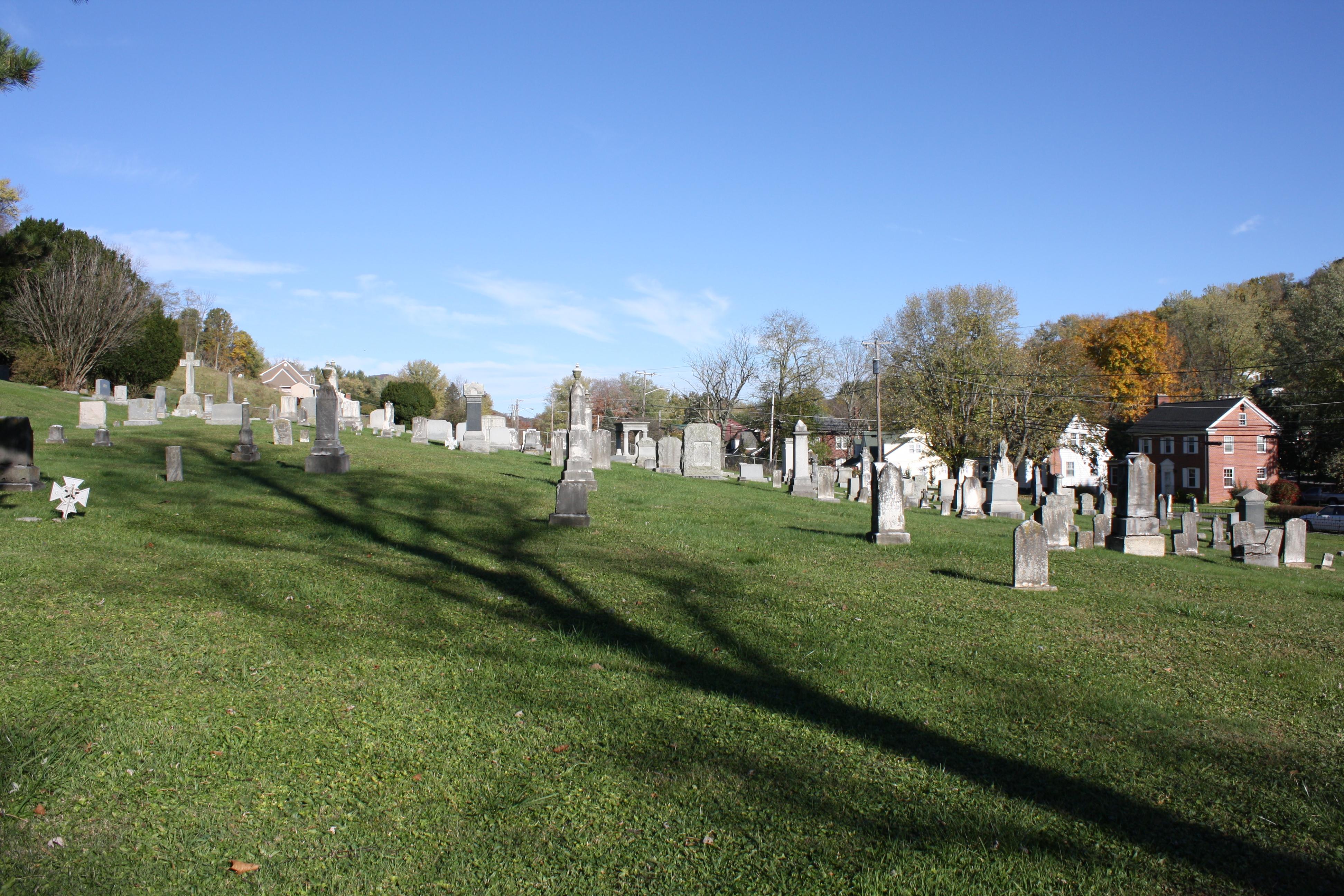 Jeffersonville Cemetery