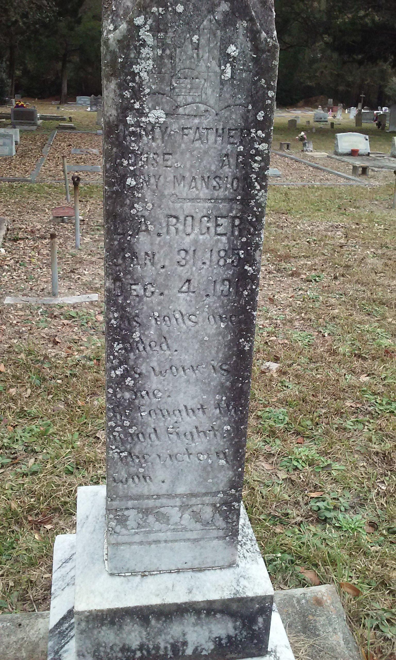 Lemuel A. Rogers