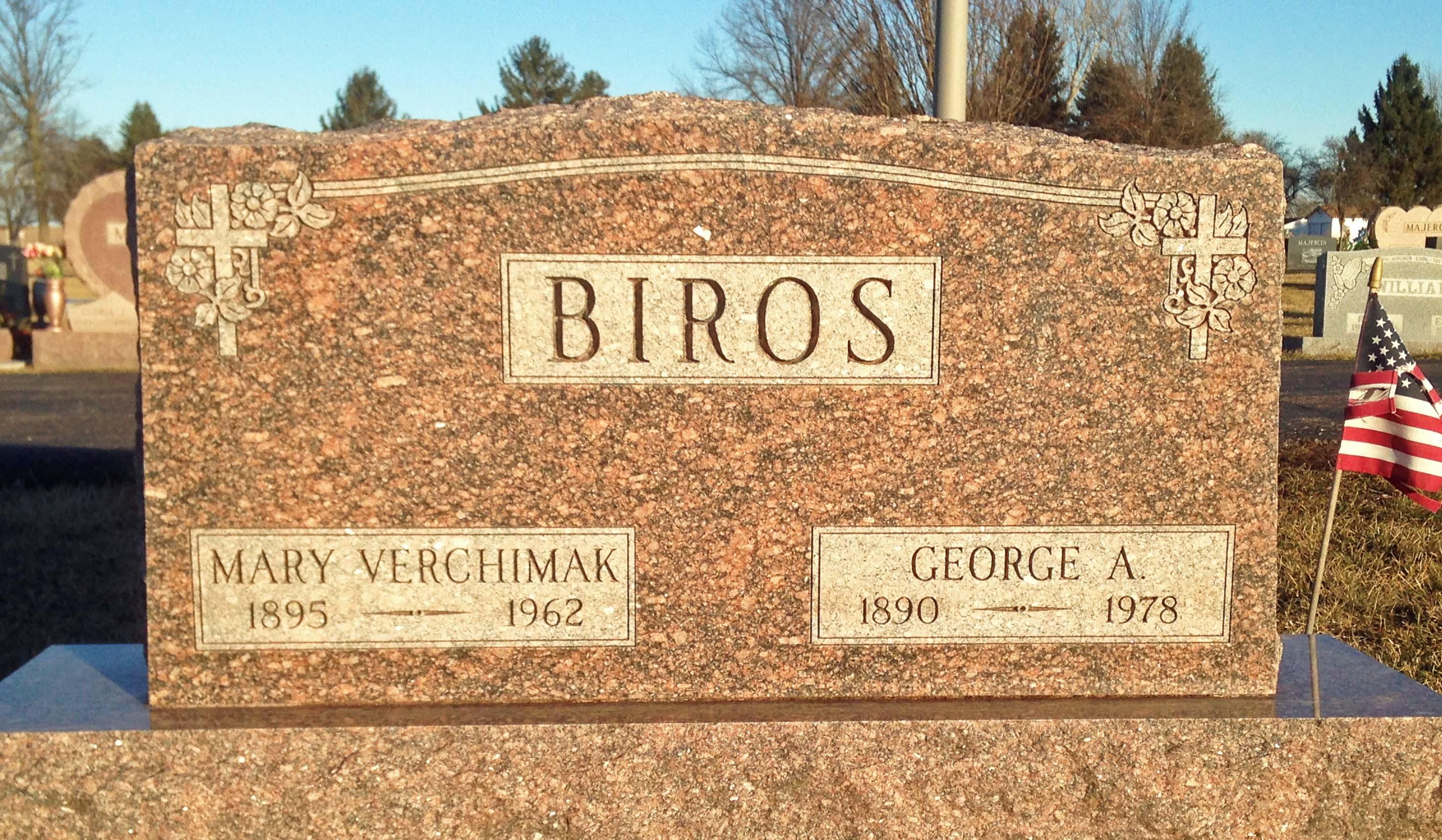 George A. Biros