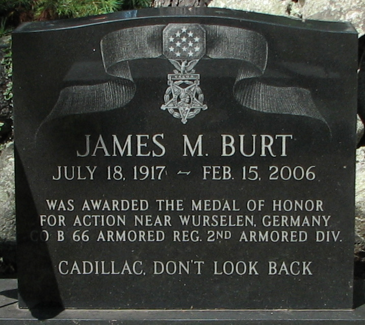James Montross Burt