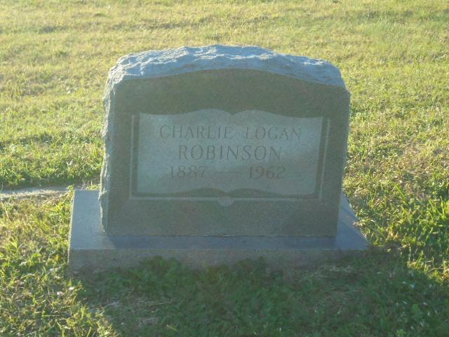 Charlie Logan Robinson