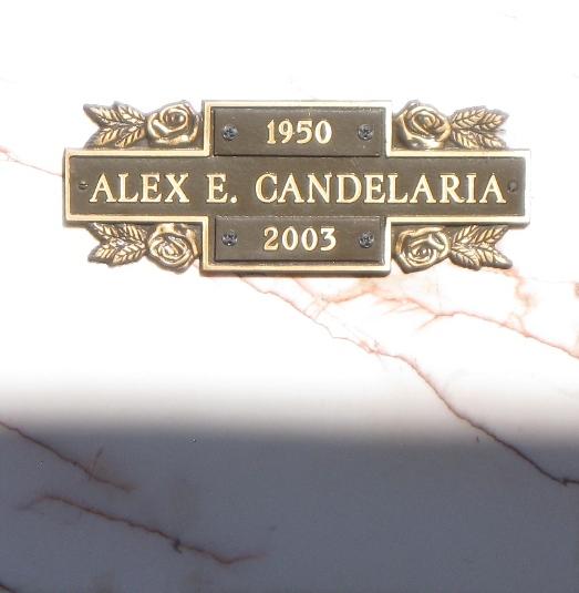 Alex E Candelaria