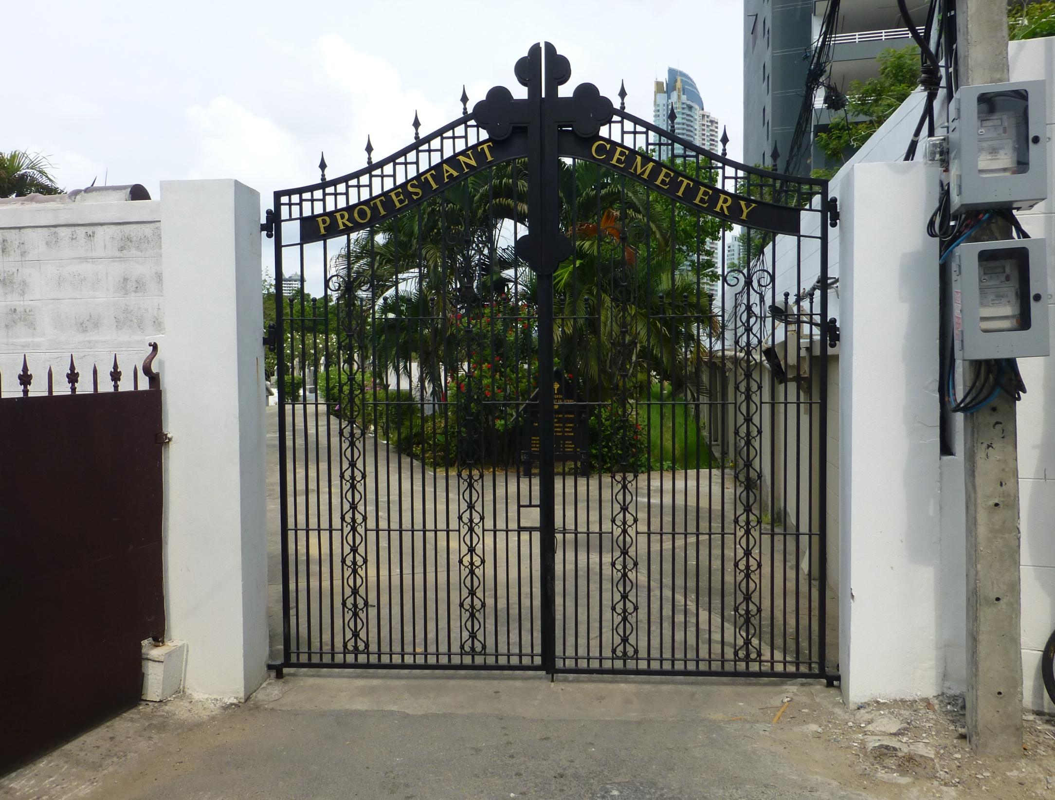Bangkok Protestant Cemetery