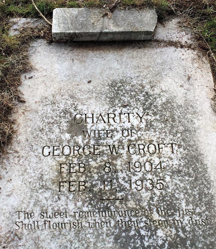 Charity <i>Denmark</i> Croft