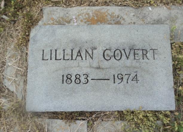 Lillian Covert