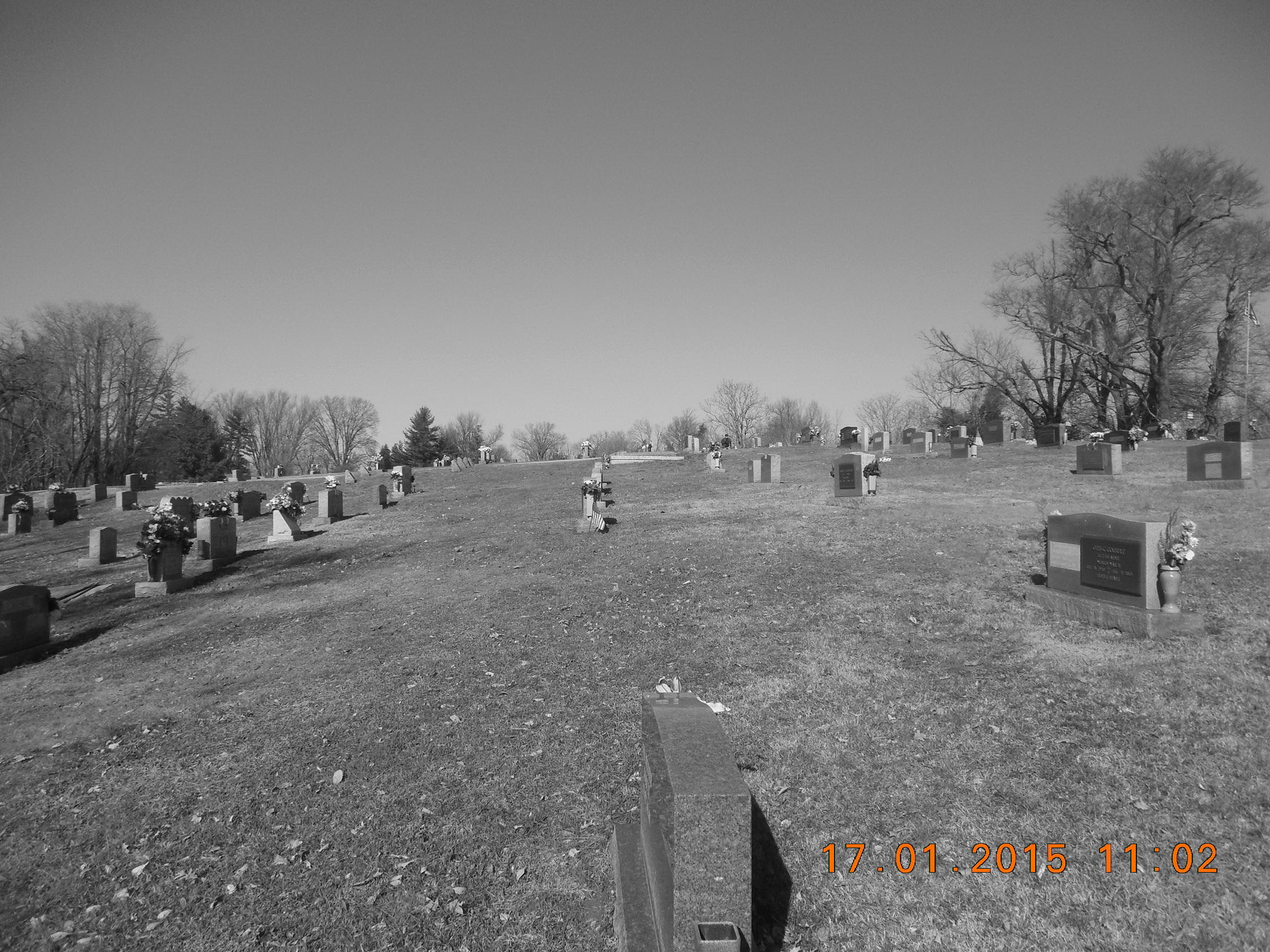 New Cliff Cemetery