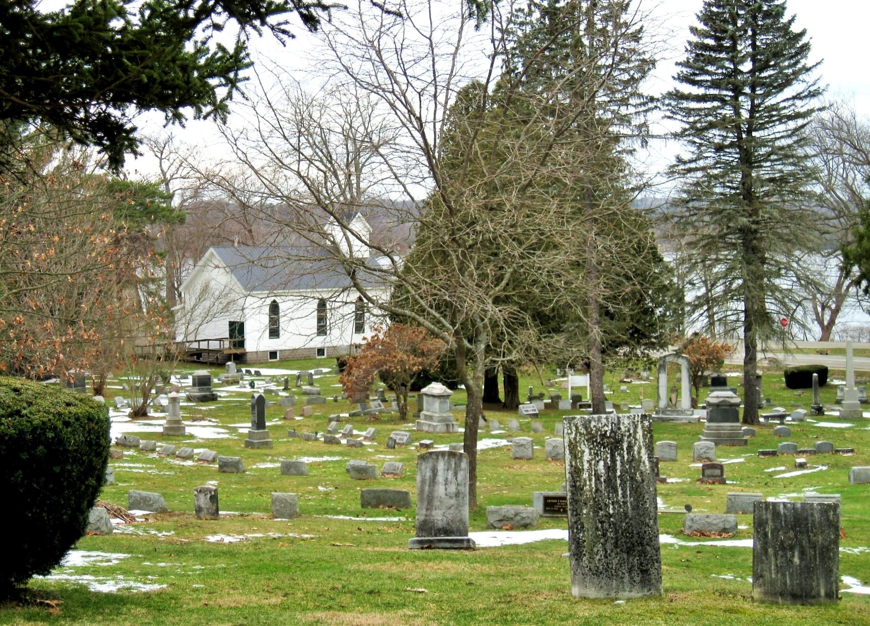 Bemus Point Cemetery