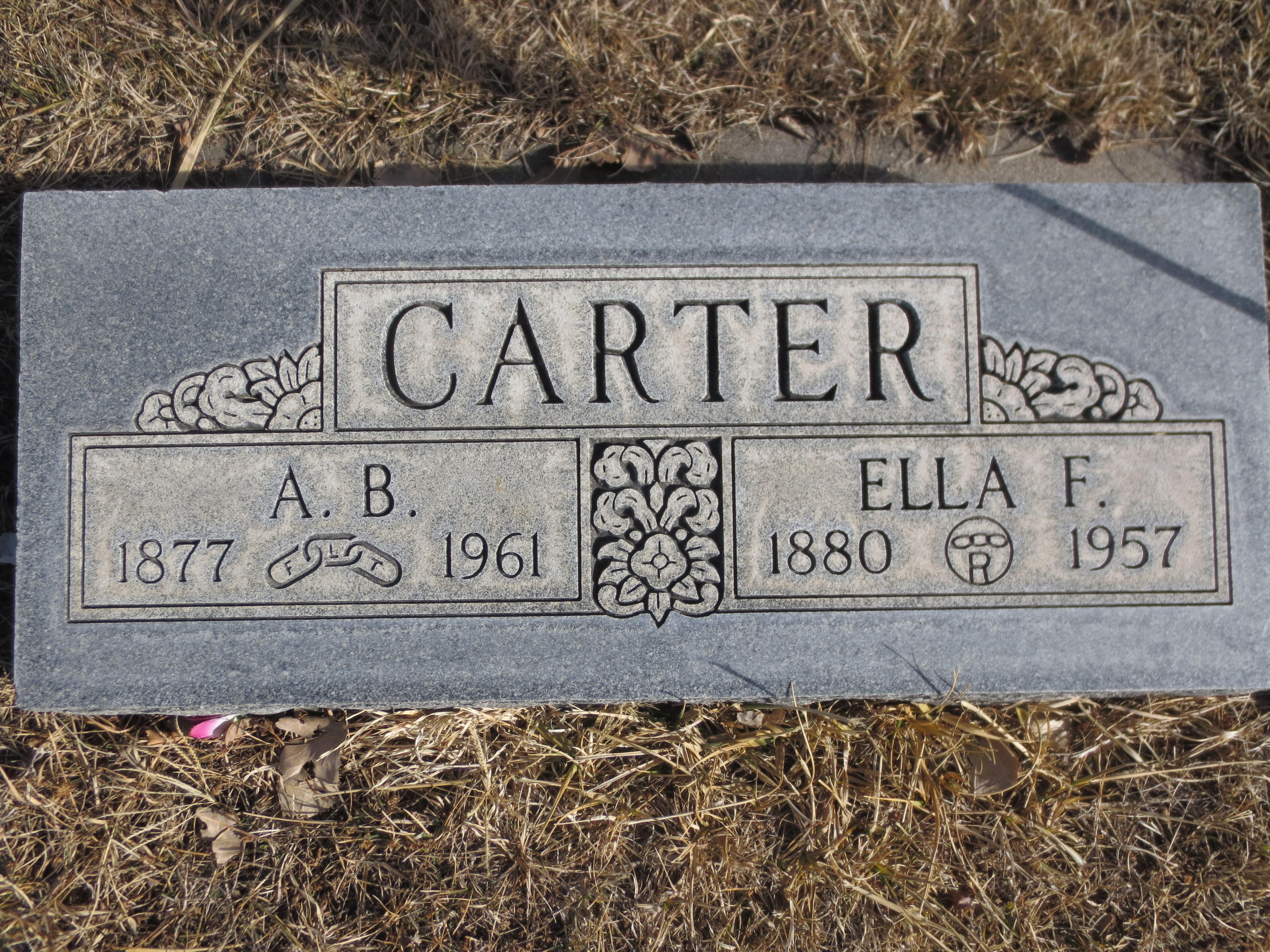 Achillis Ballenger Carter