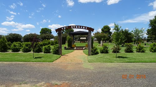 Western Districts Memorial Park in Dubbo, New South Wales