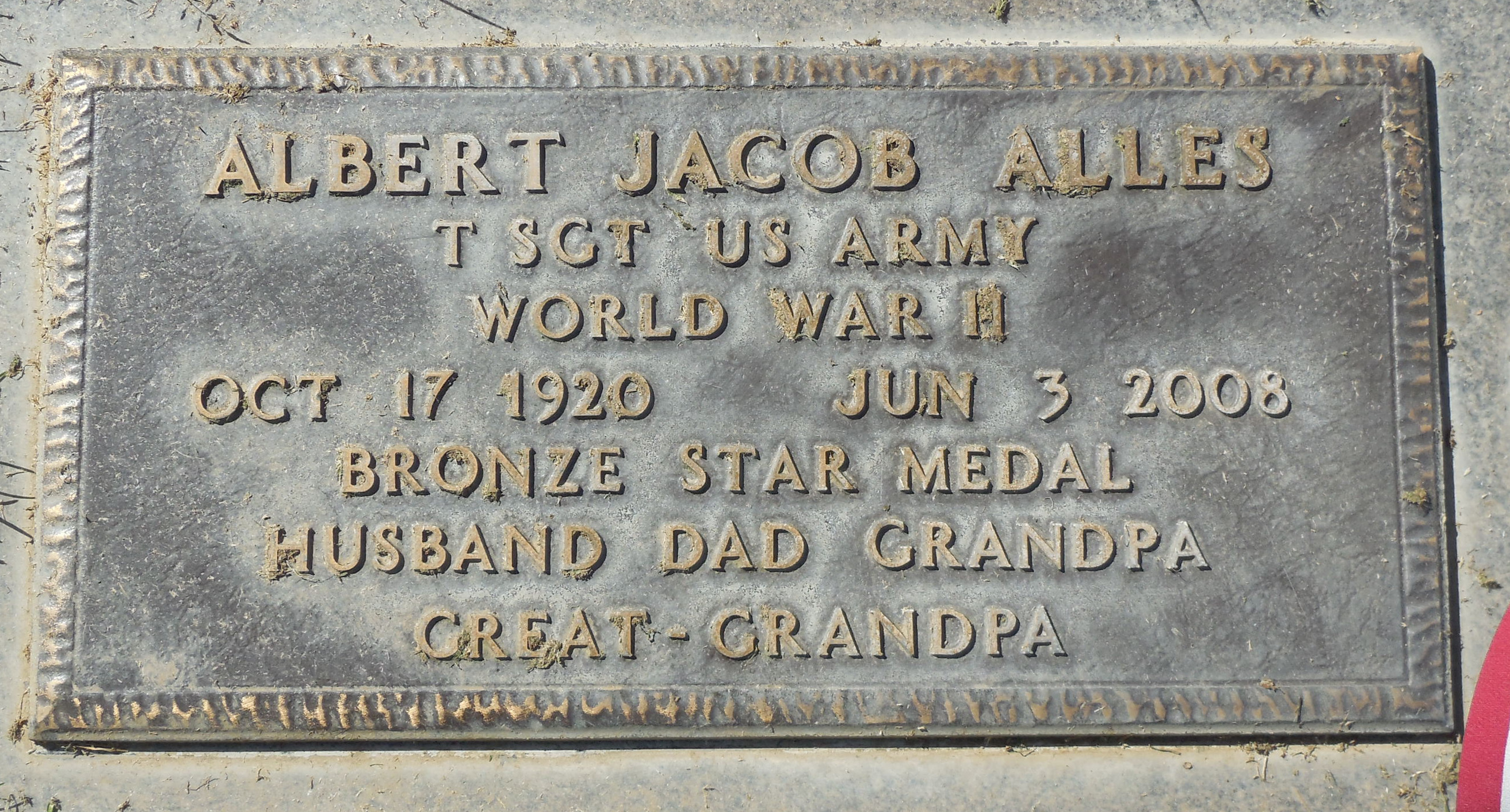 Albert Jacob Alles