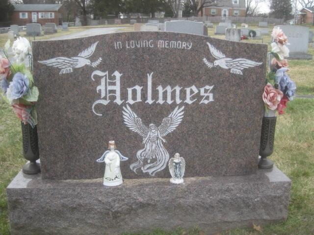Donald E. Holmes