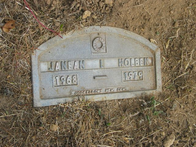 Janean Louise Holben