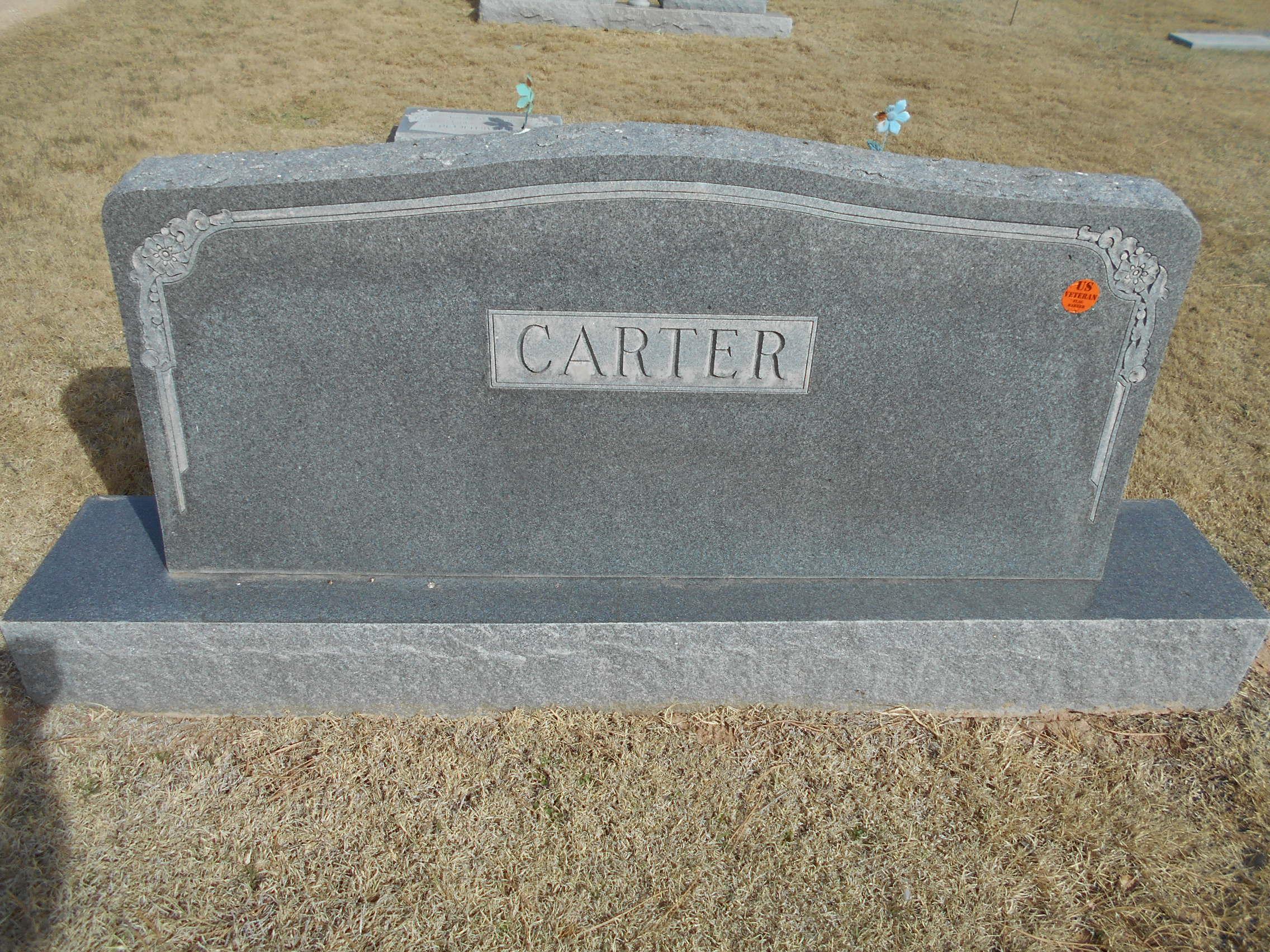 Clyde Ervin Carter