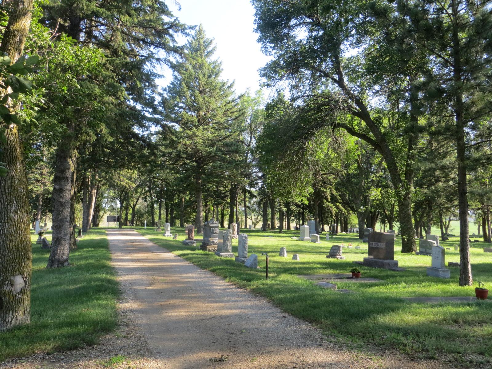 De Smet Cemetery