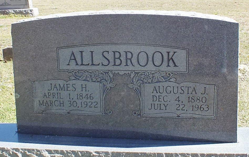 Augusta J Allsbrook