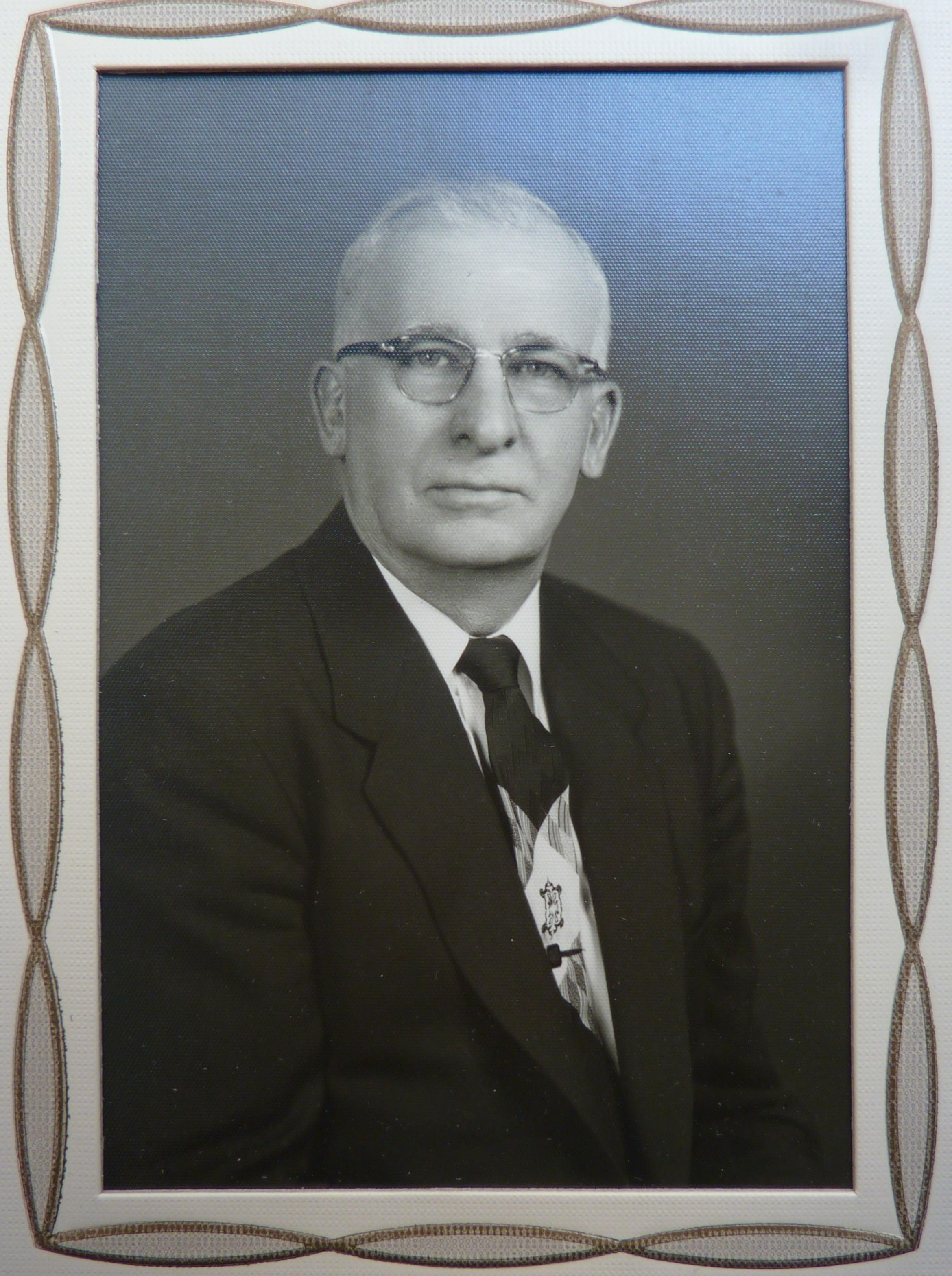 Oliver Floyd Perrine