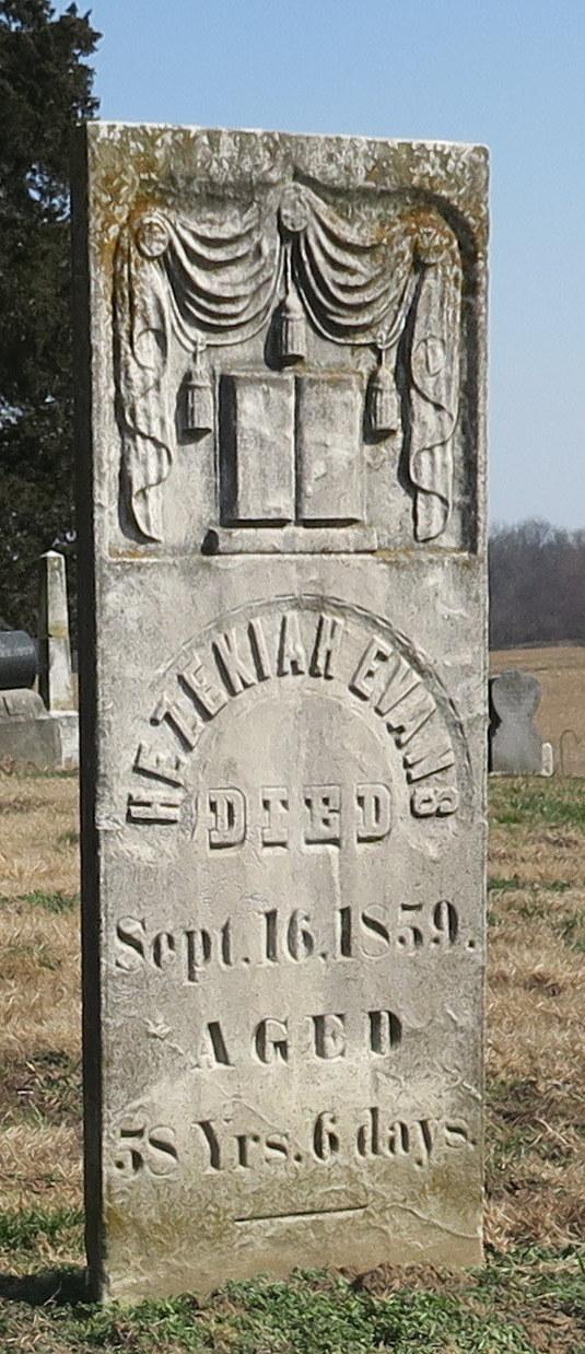 Hezekiah Evans