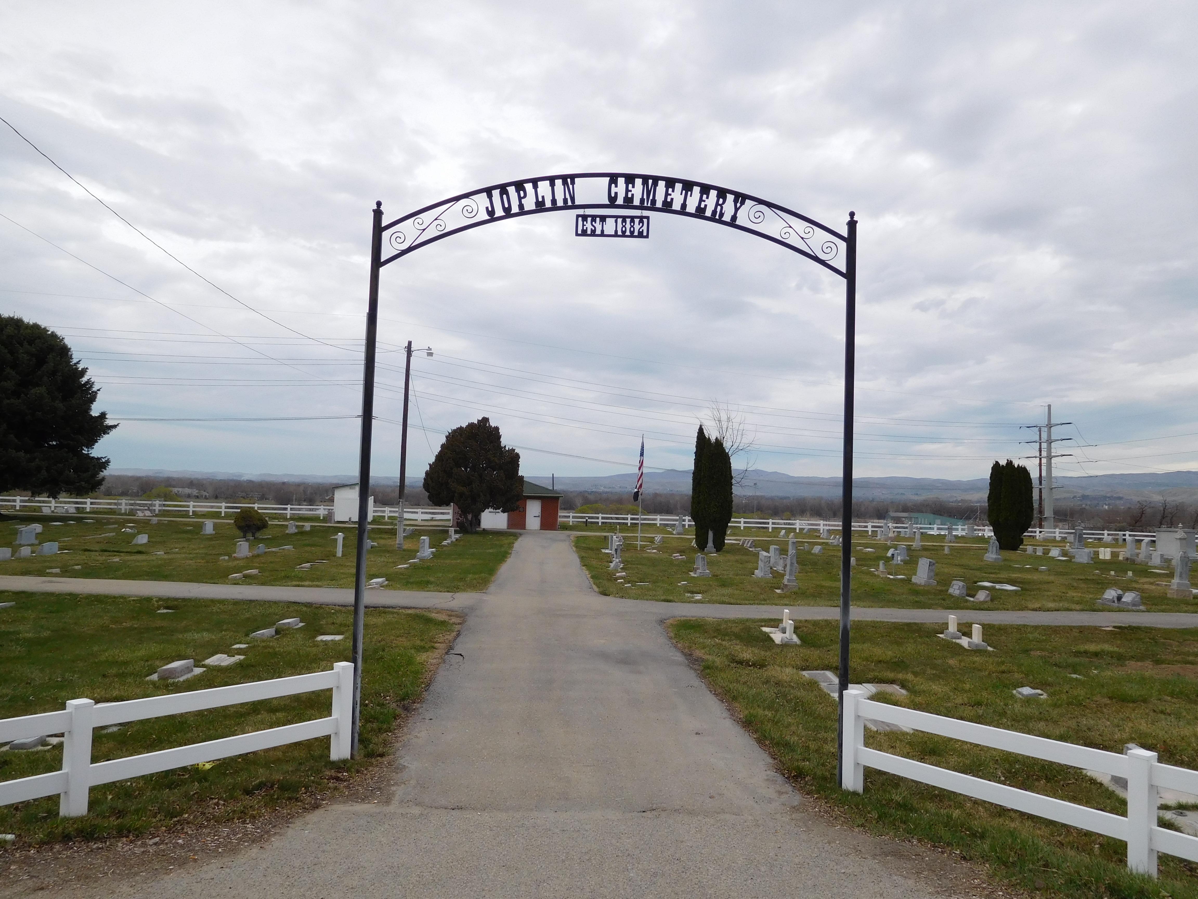 Joplin Pioneer Cemetery