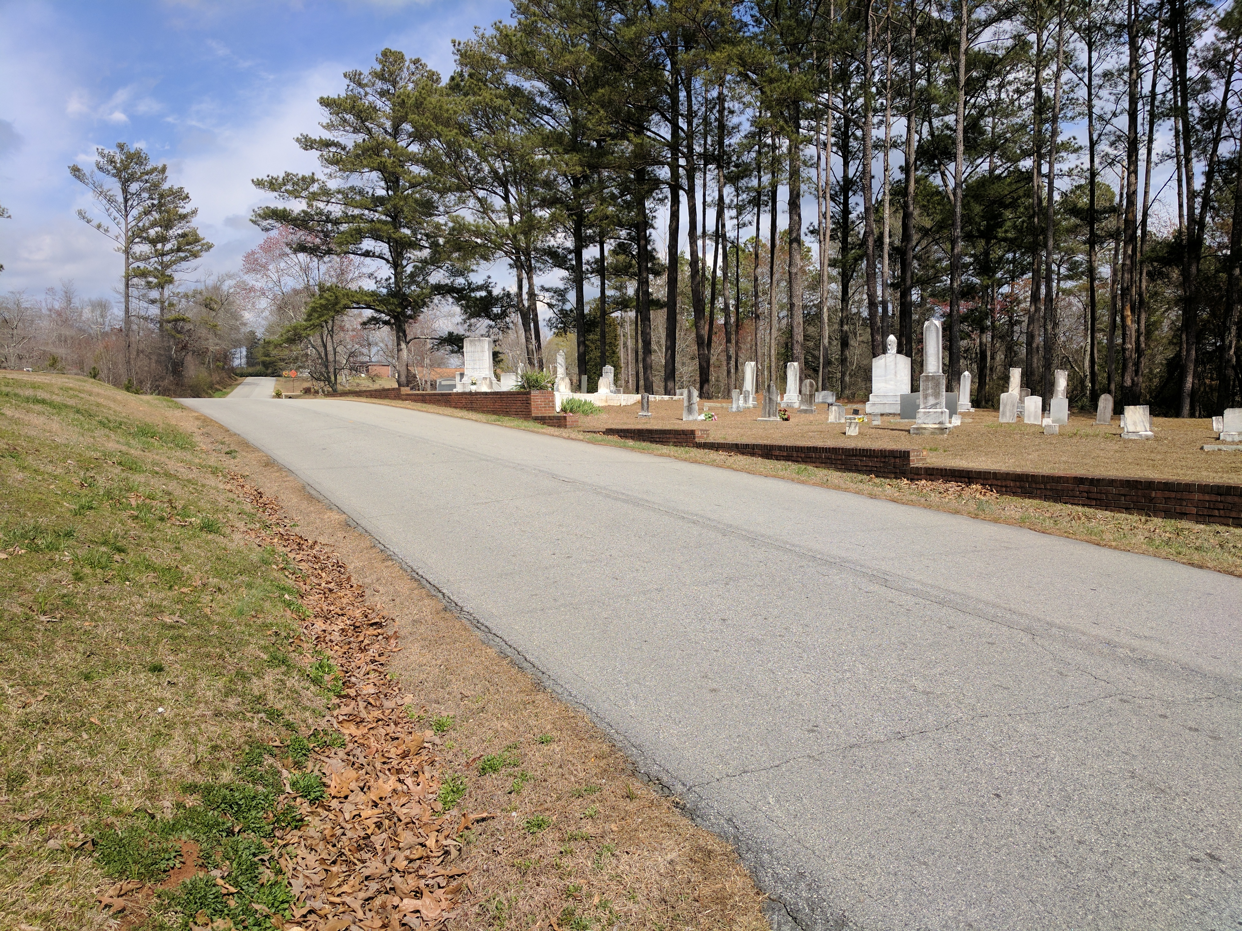 New Hope Methodist Church Cemetery
