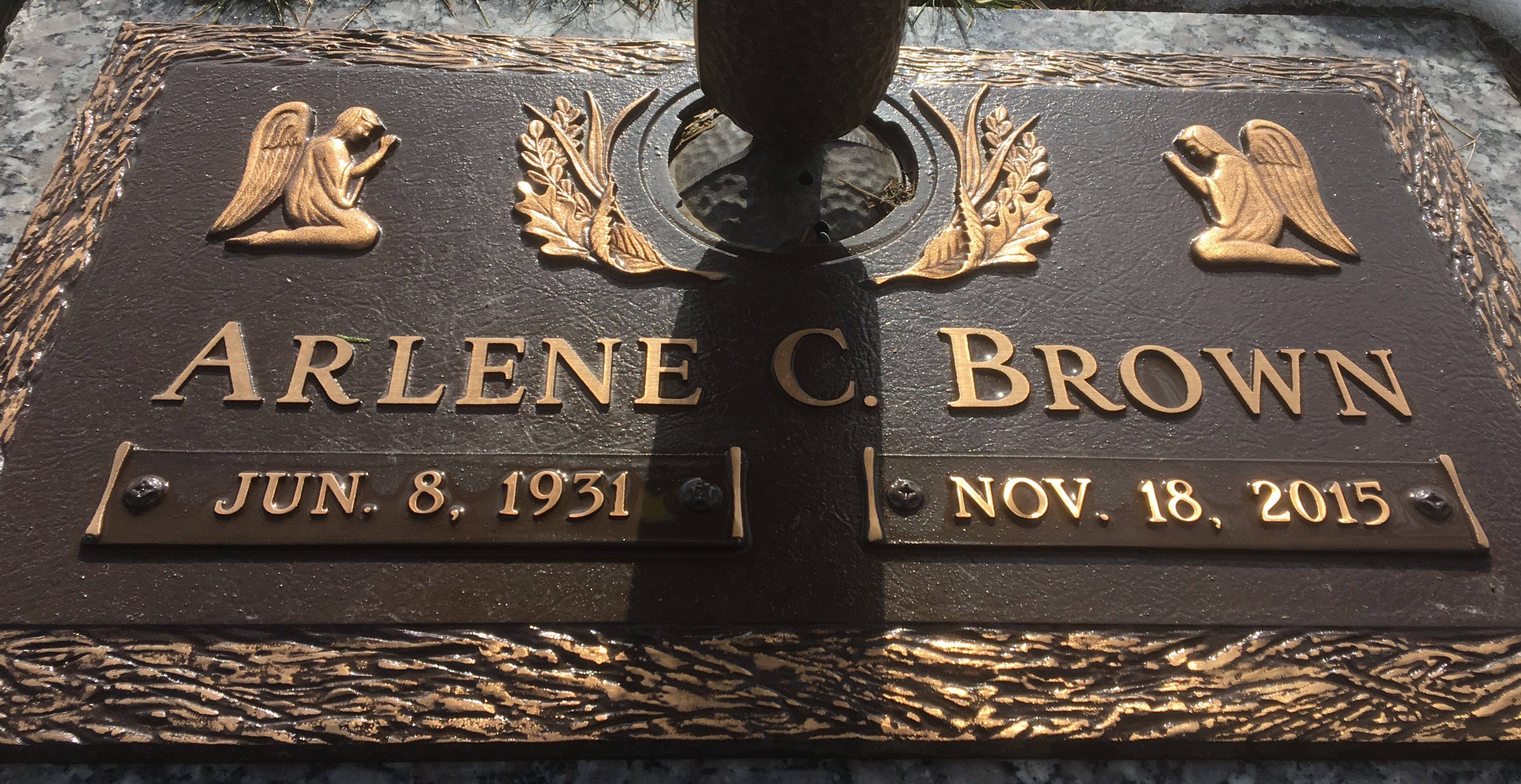Arlene Brown Find A Grave Memorial