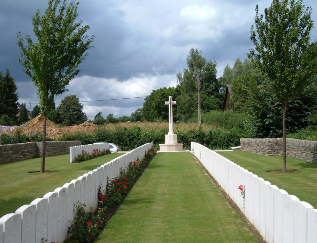 Landrecies British Cemetery
