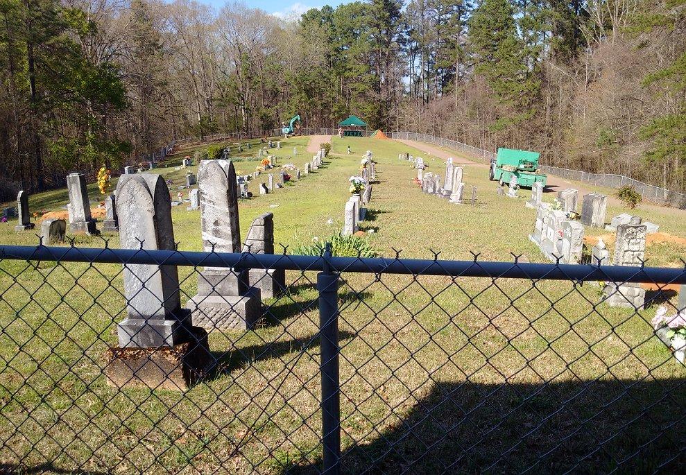Gore Springs United Methodist Cemetery
