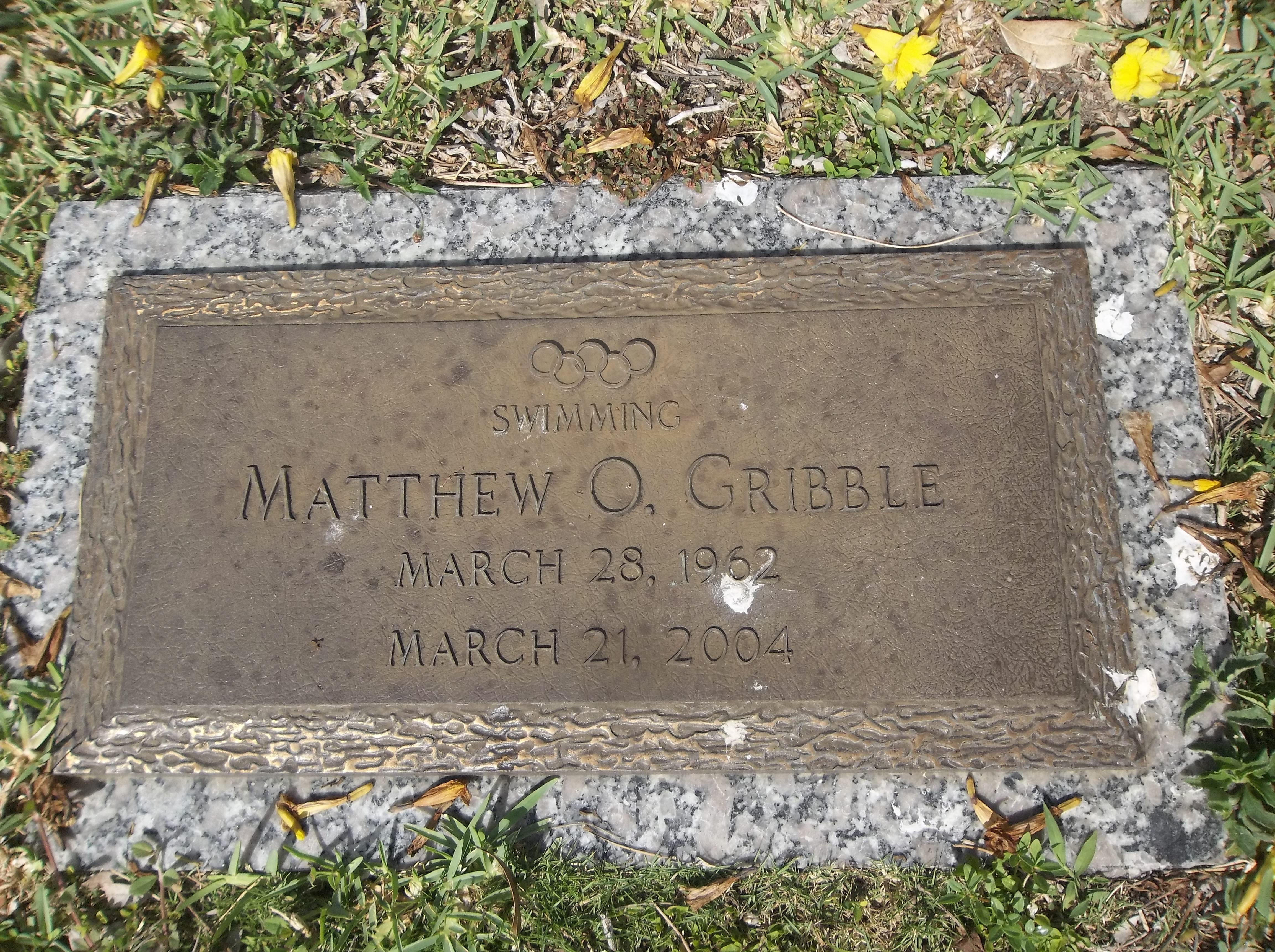 Matthew Owen Gribble