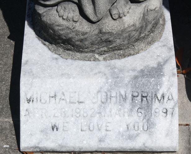 Michael John Prima