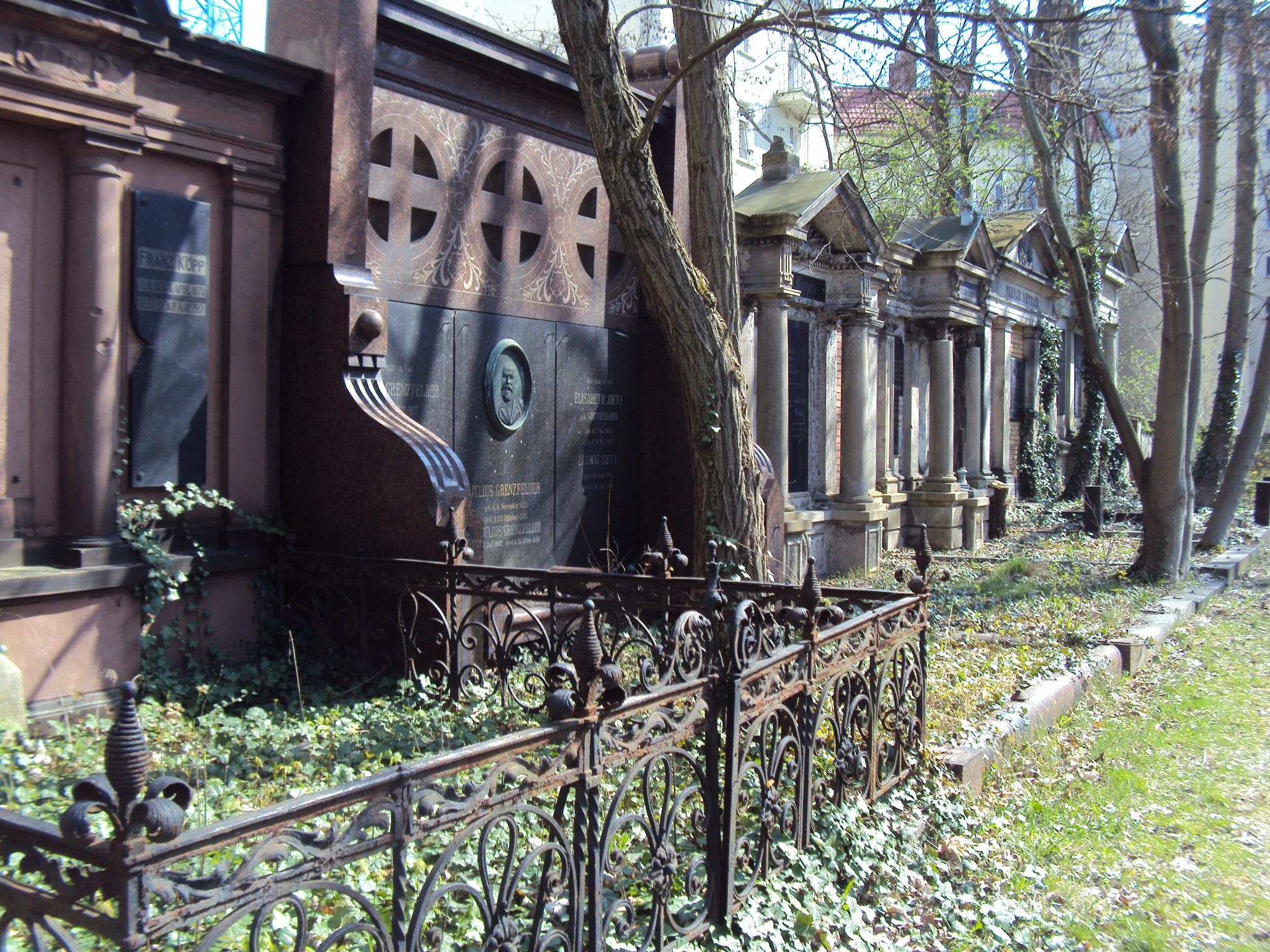 Georgen-Parochial-Friedhof II